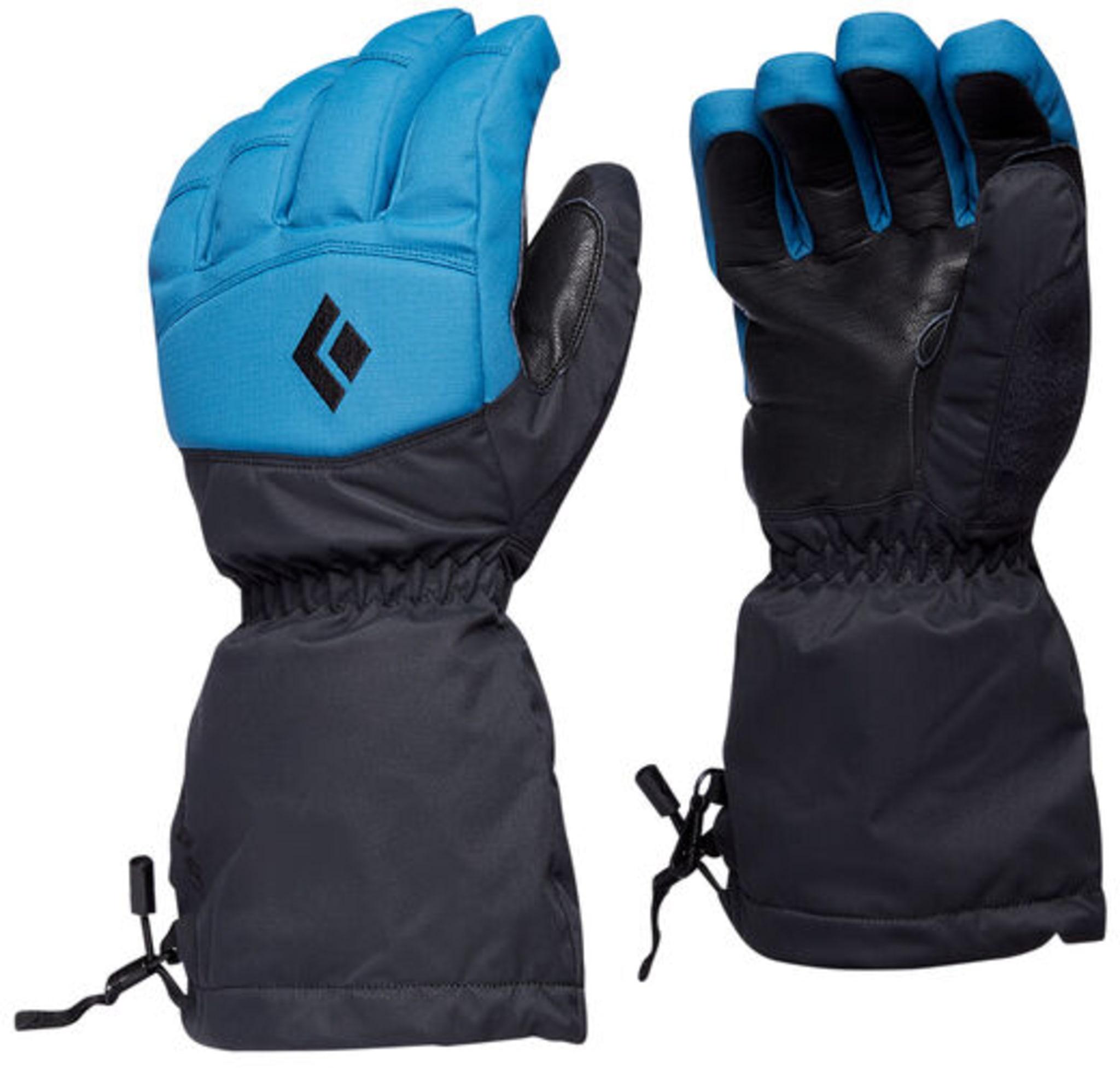 Varme og vanntette hansker for heisbasert skikjøring og kalde dager på tur