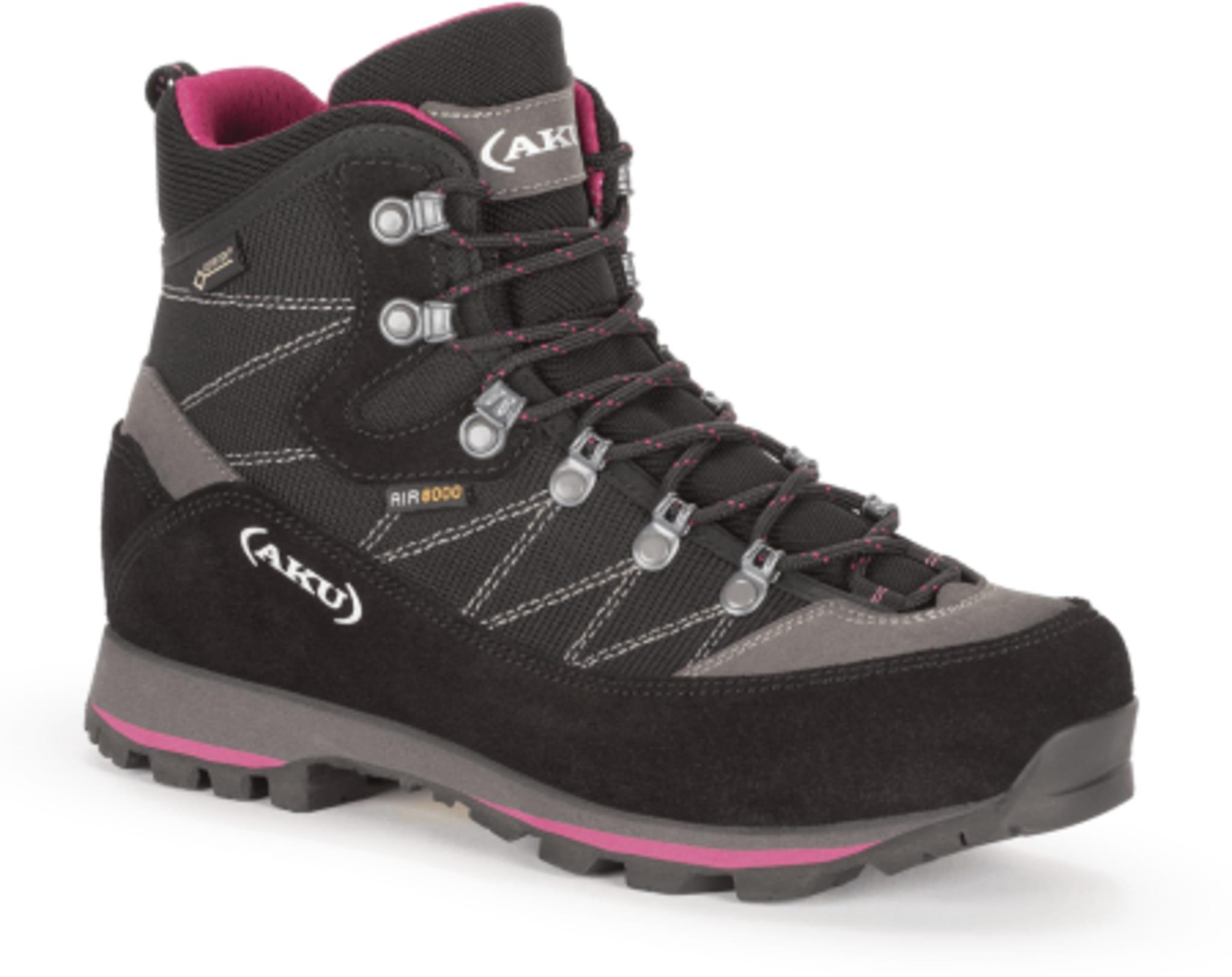 Komfortabel og vanntett sko til dagsturer eller andre turer med lett sekk