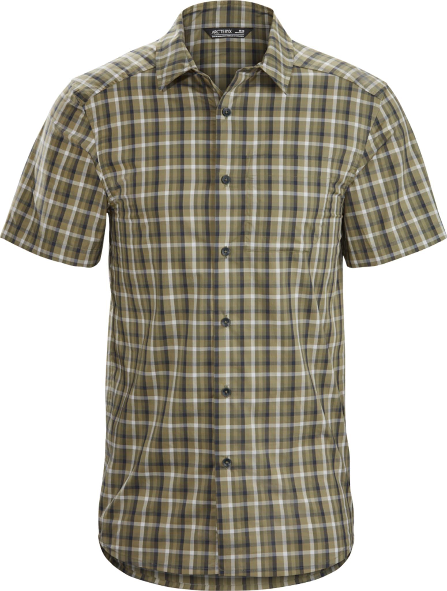 Behgagelig og lett skjorte for sommerdager og varme turer