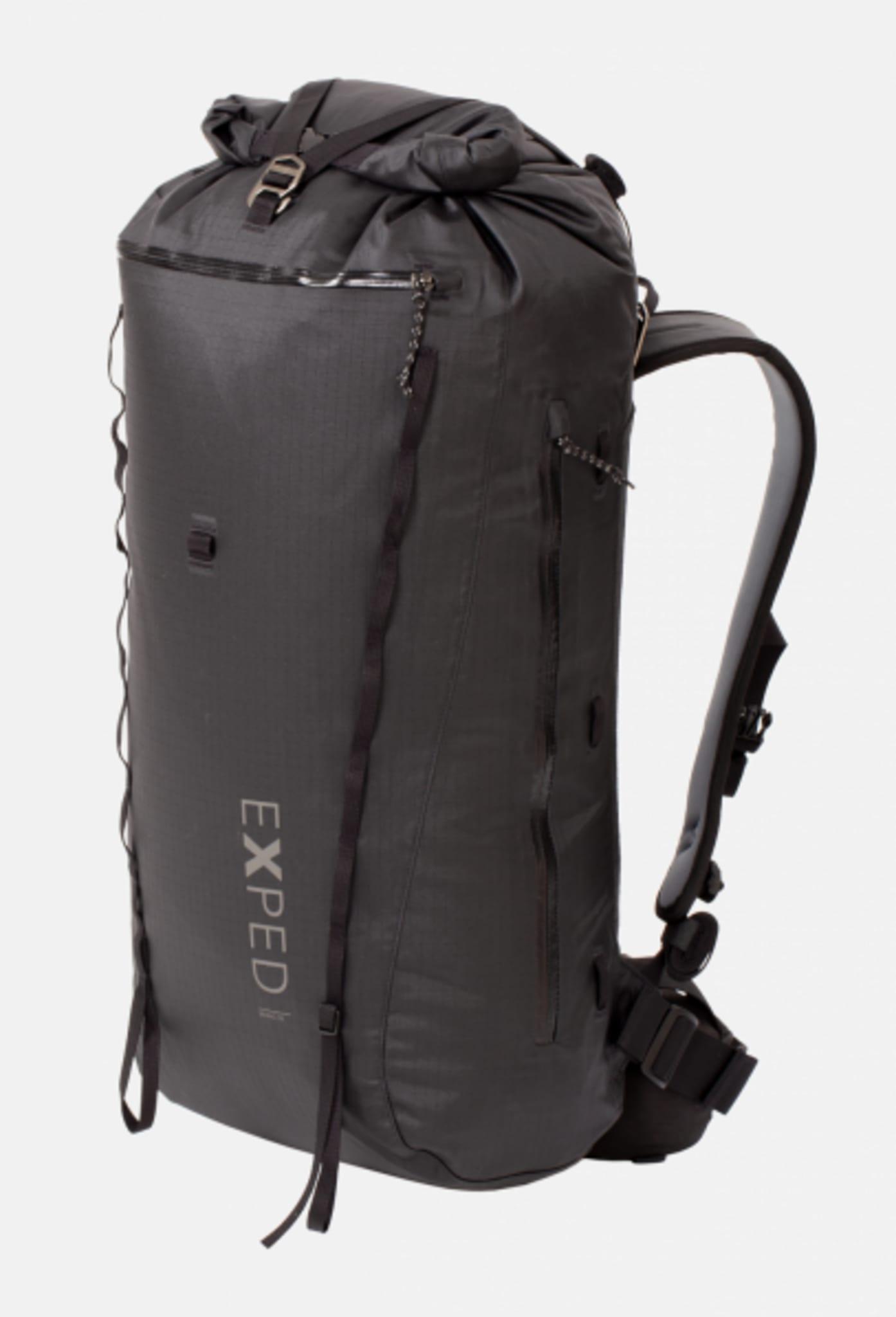 Minimalistisk og vanntett sekk for alpinisten