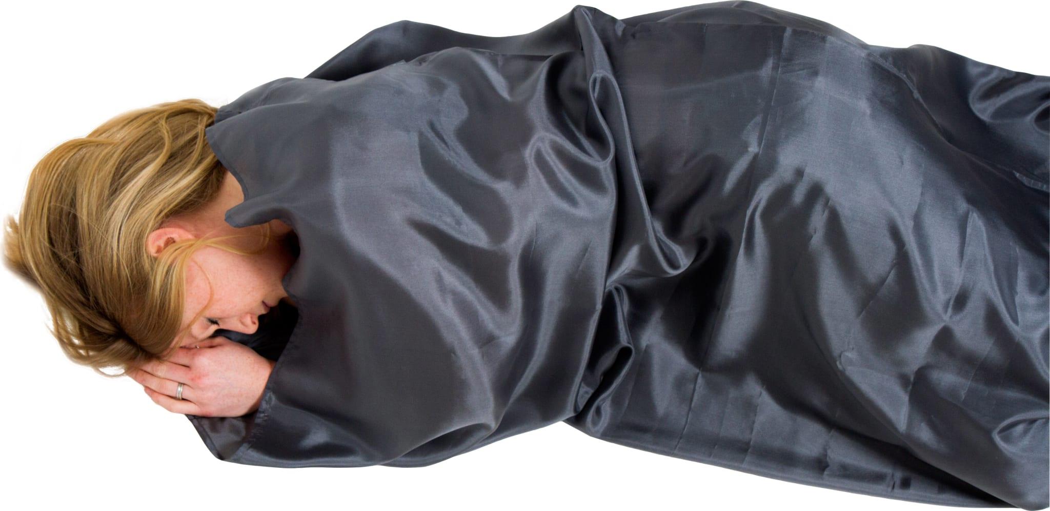 Lakenpose Silk Liner, Rectangu