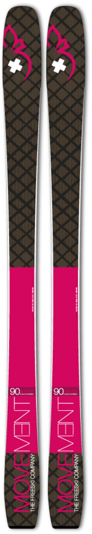 Ws AXESS 90 & Marker Alpinist 9