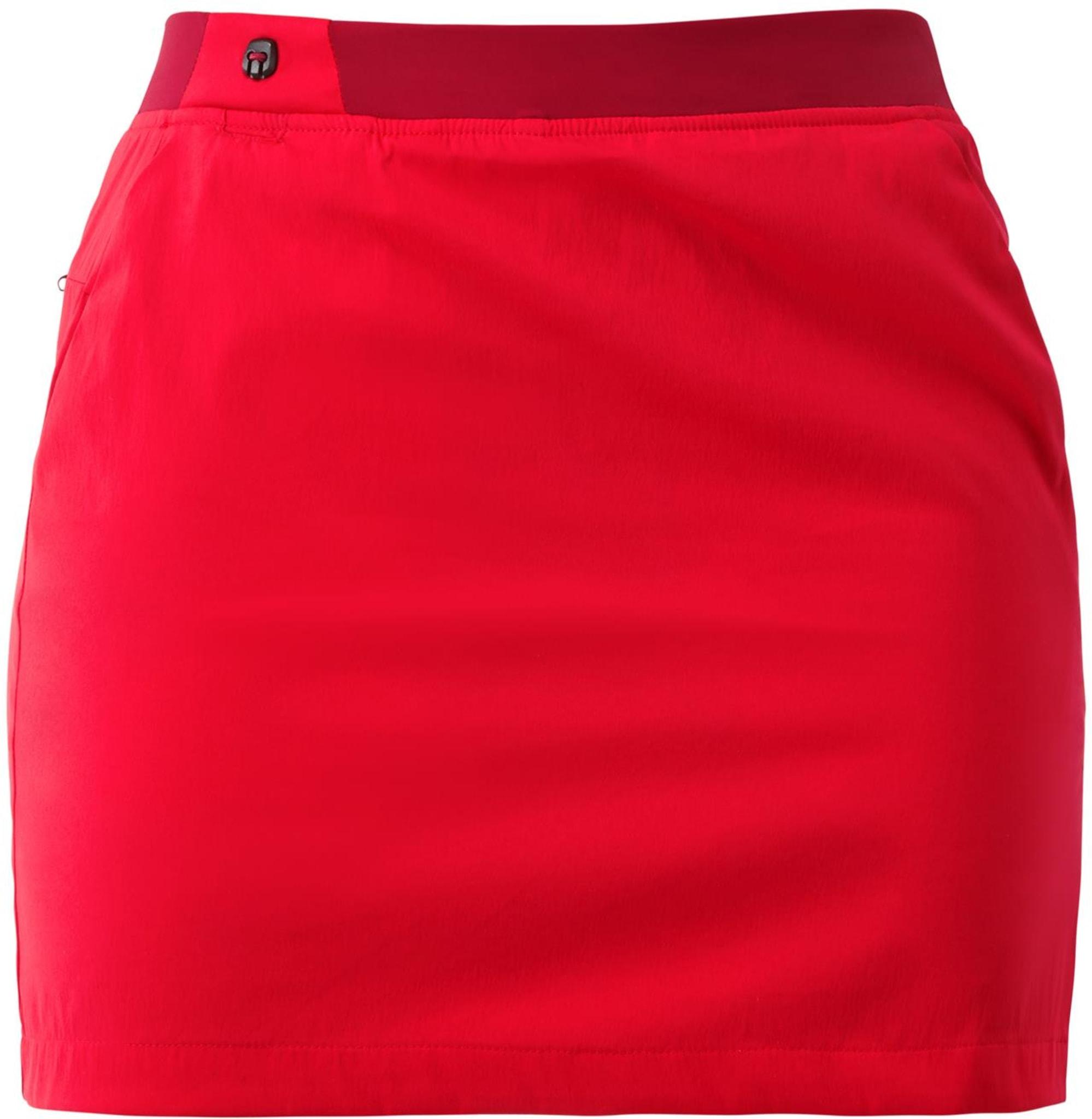 Hybrid mellom shorts og skjørt