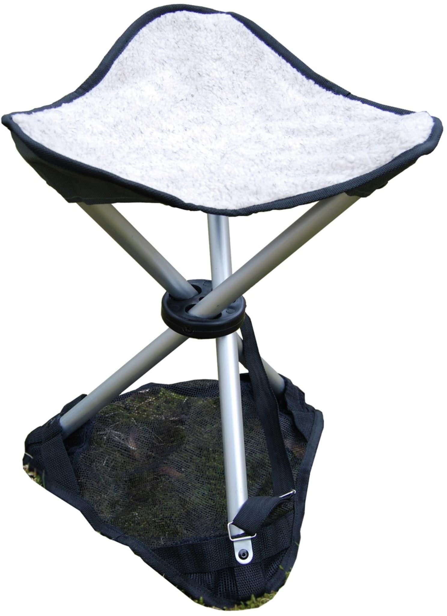 Turstol med varmt sete og integrert truge