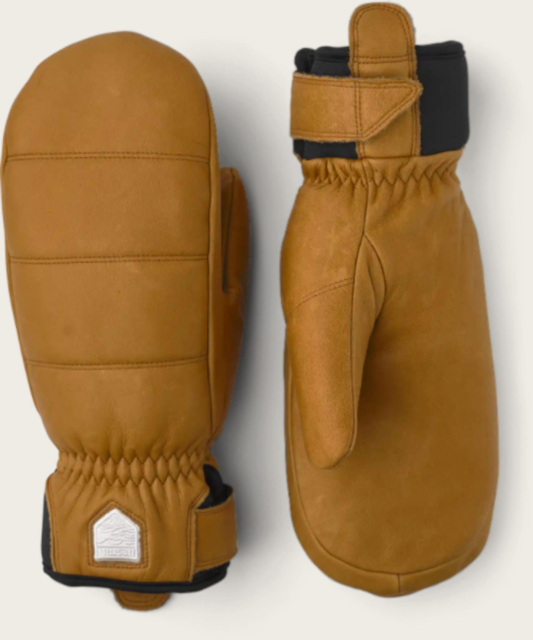 Alpine Leather Primaloft - mitt