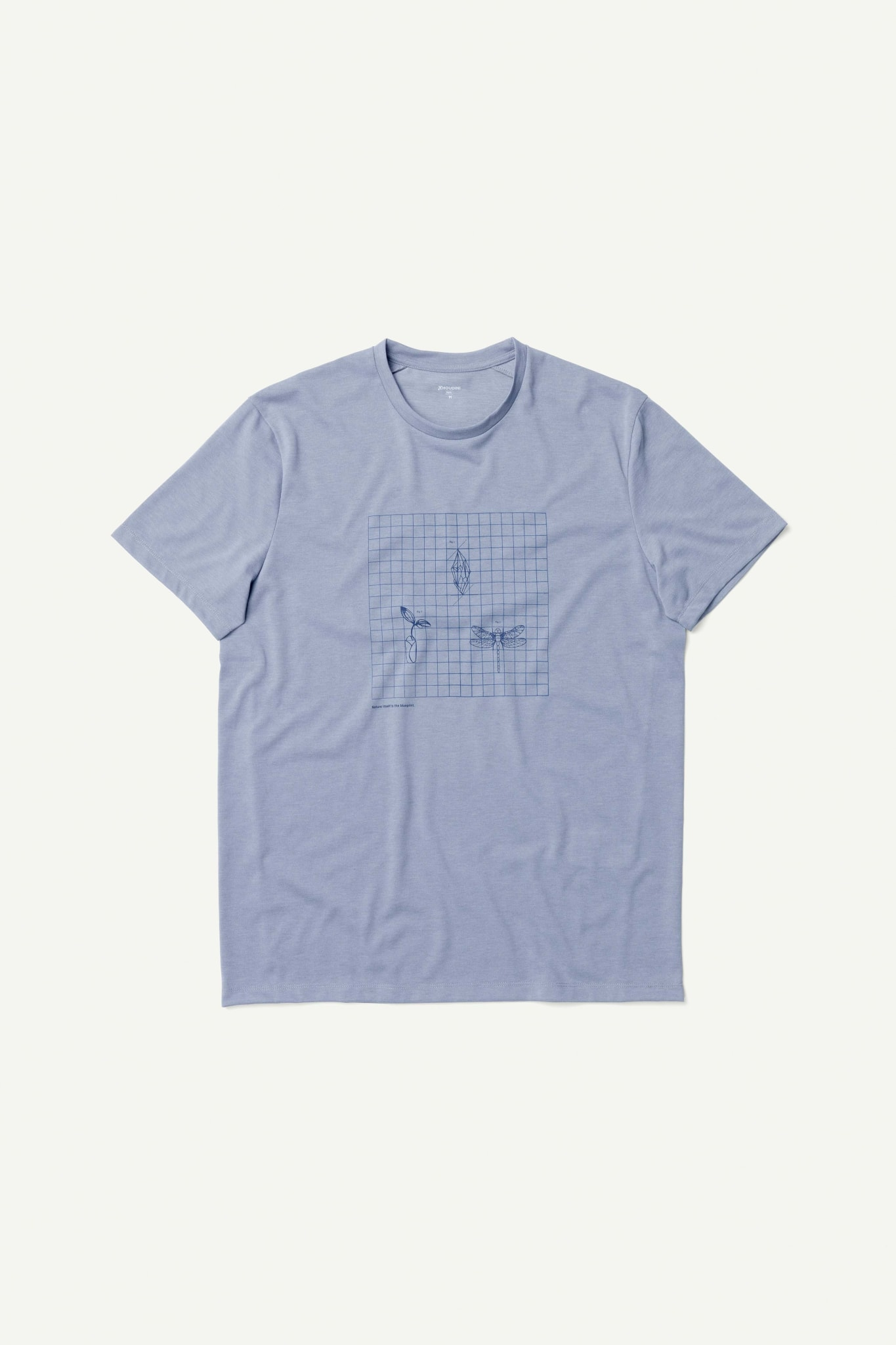 T-skjorte i syntetisk superstoff