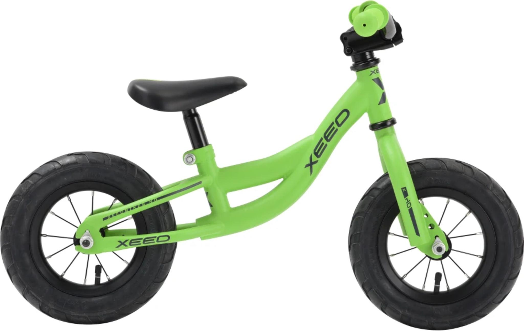 Passer for barn som skal lære å sykle
