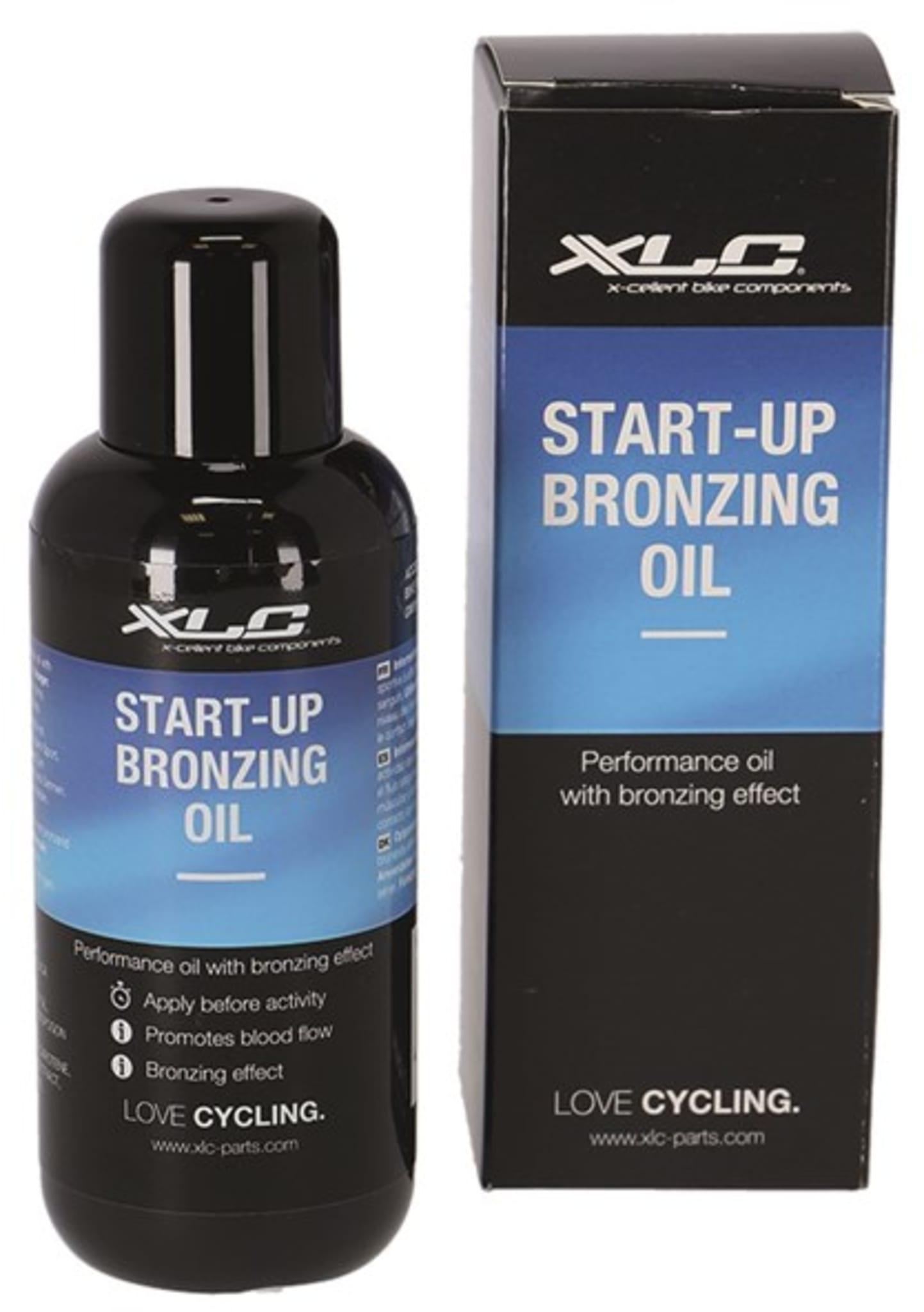 Start-Up Bronzing Oil