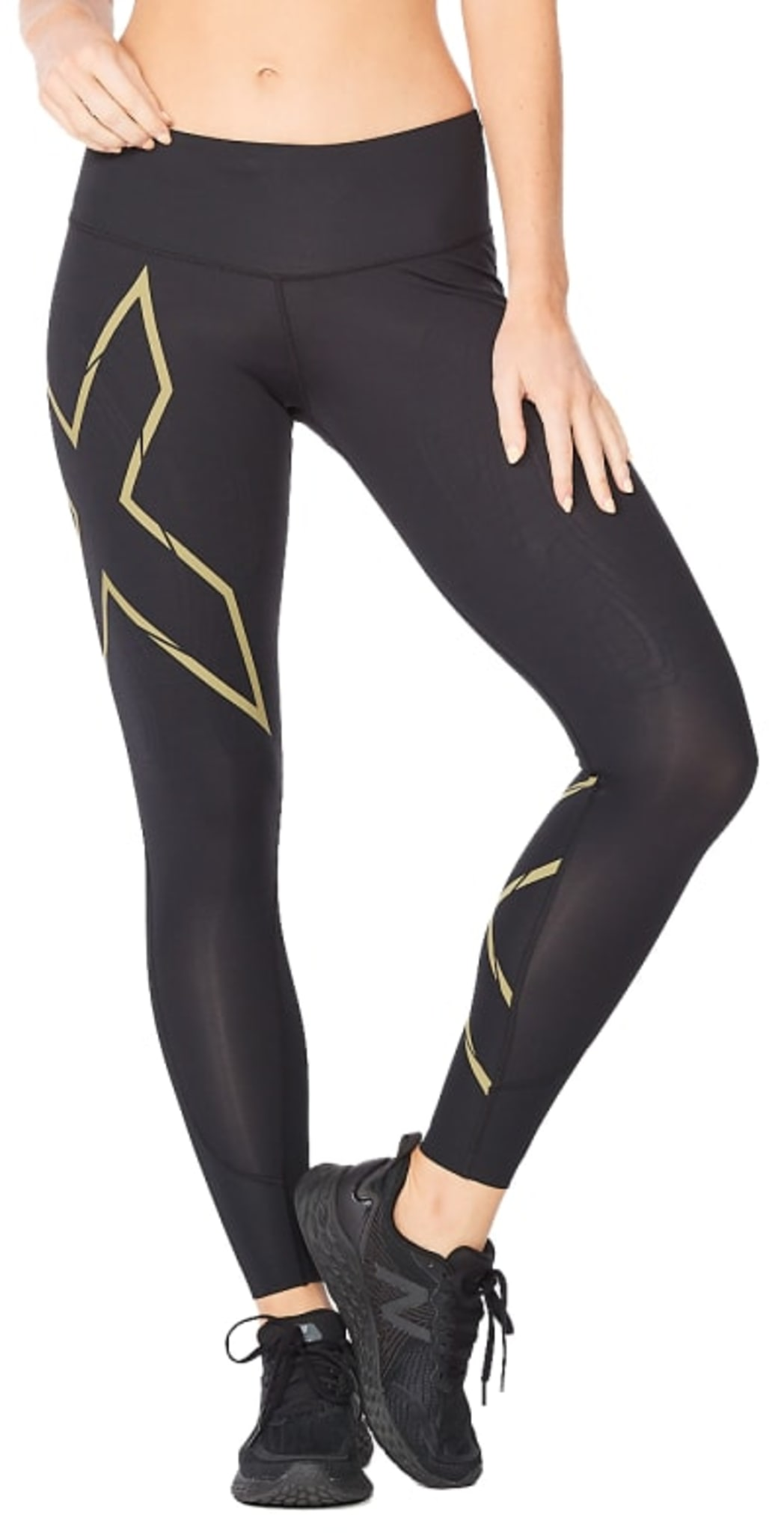 Light Speed Mid-Rise Compression Tights W