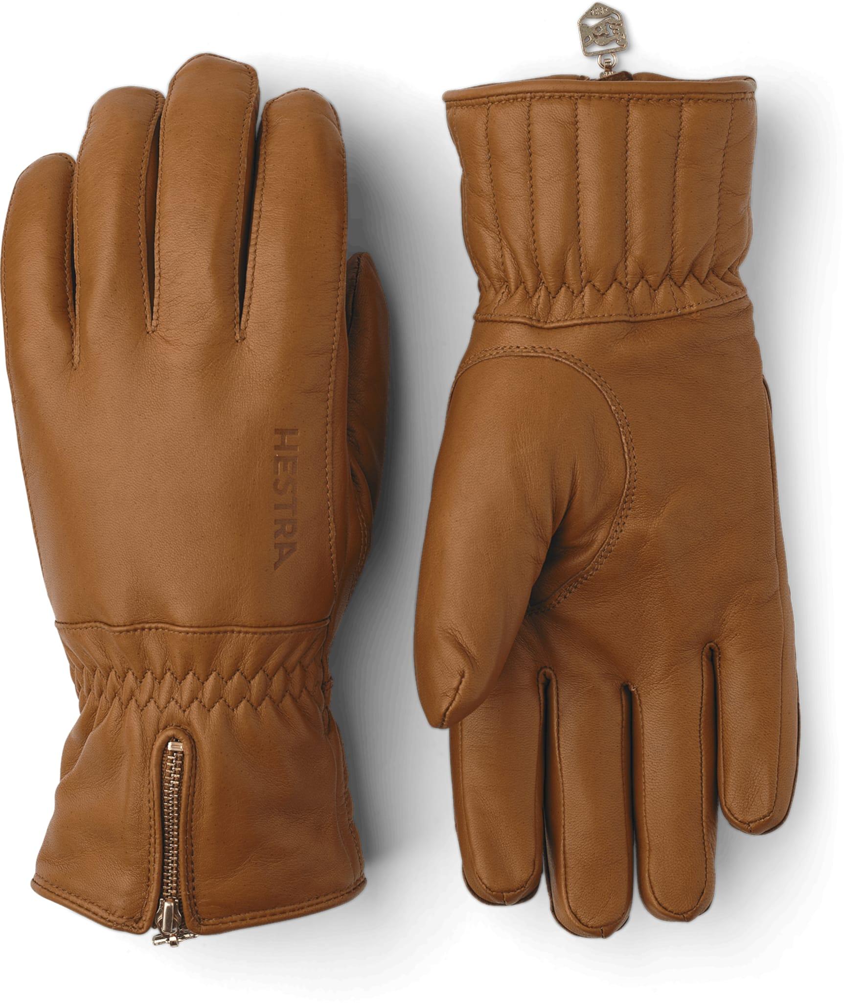 Varme hansker med klassisk utseende