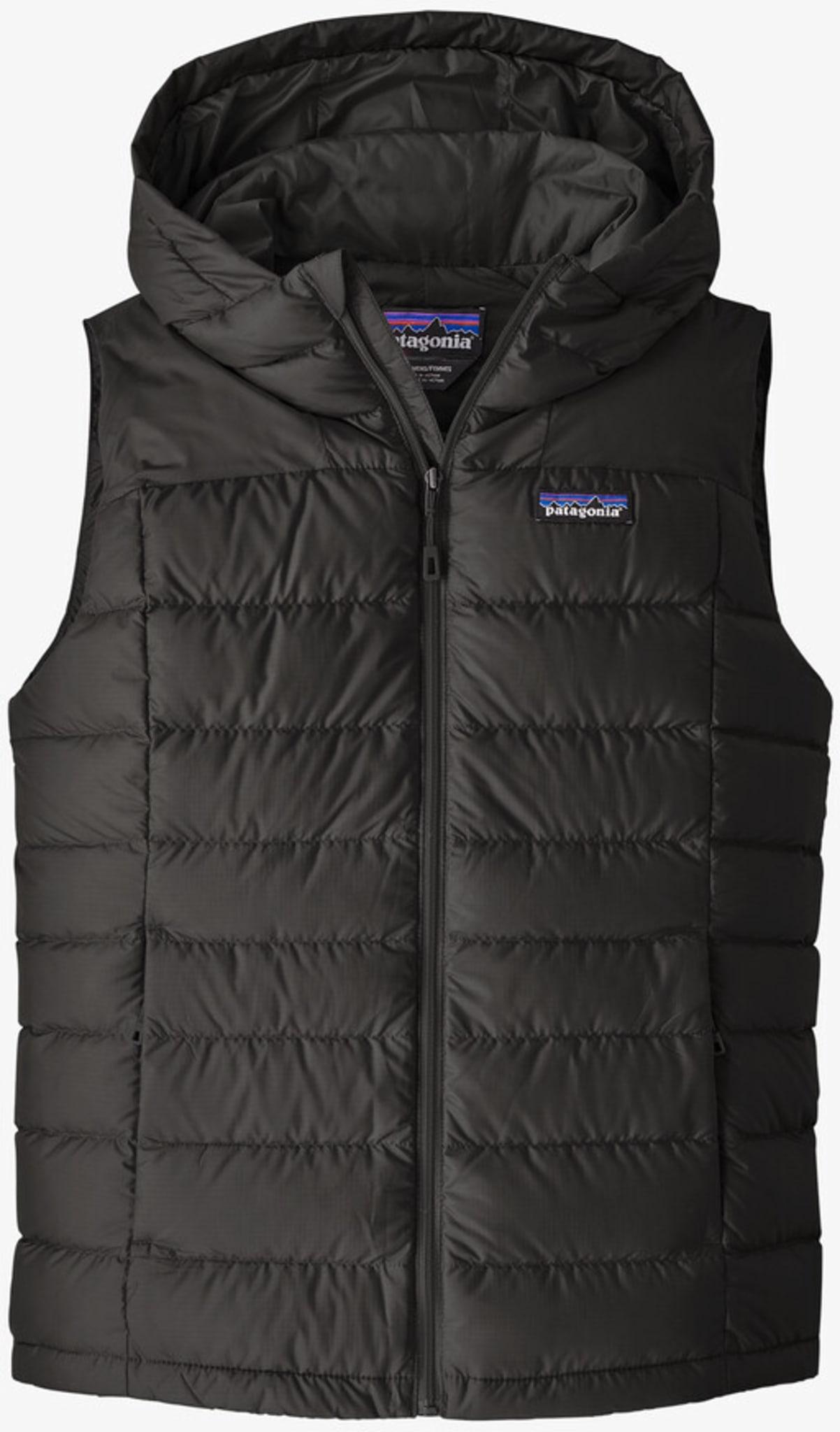 Hi-Loft Down Hooded Vest Ws