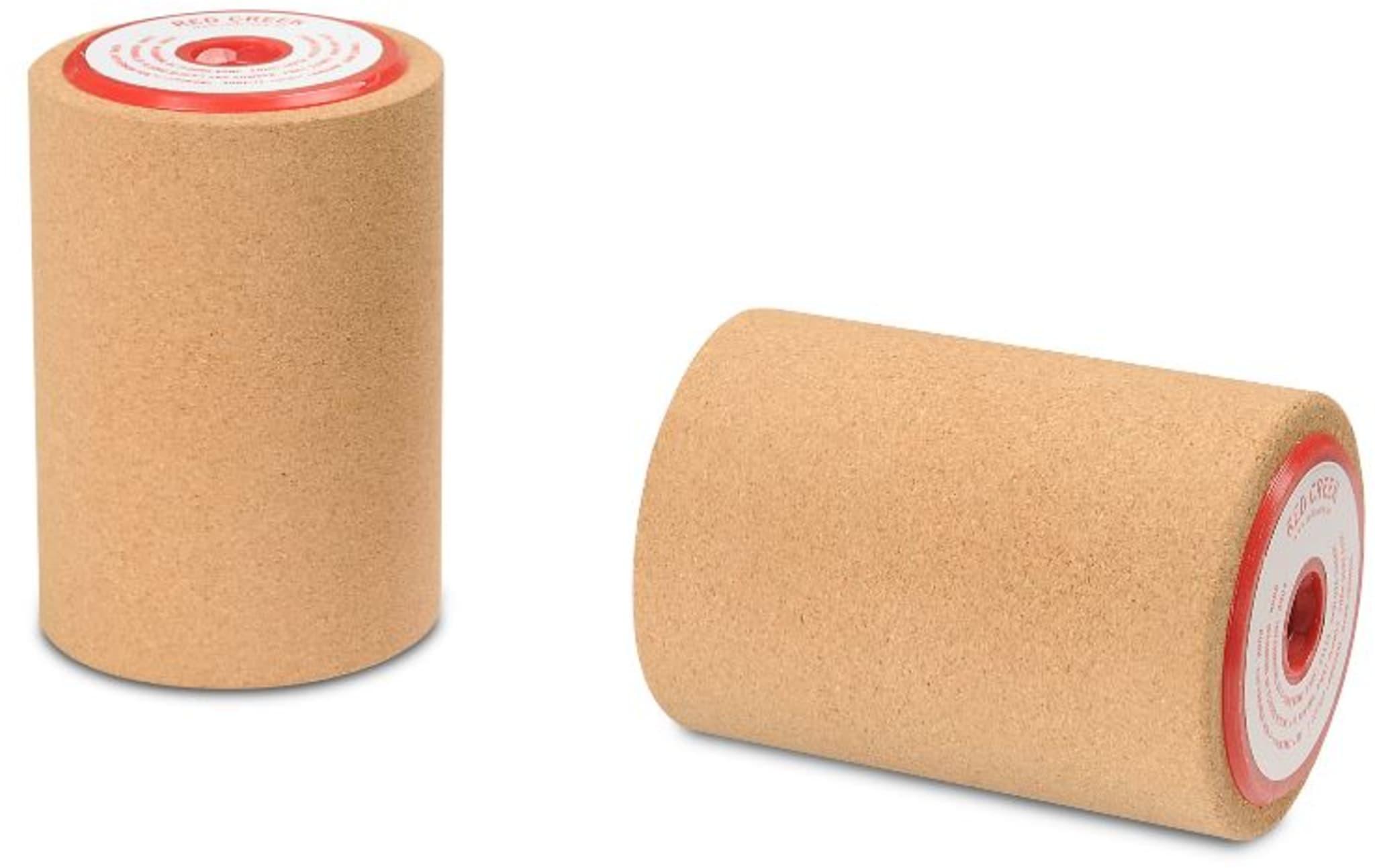 Korkrulle til bruker med forskjellige type glidere for friksjonsvarme.