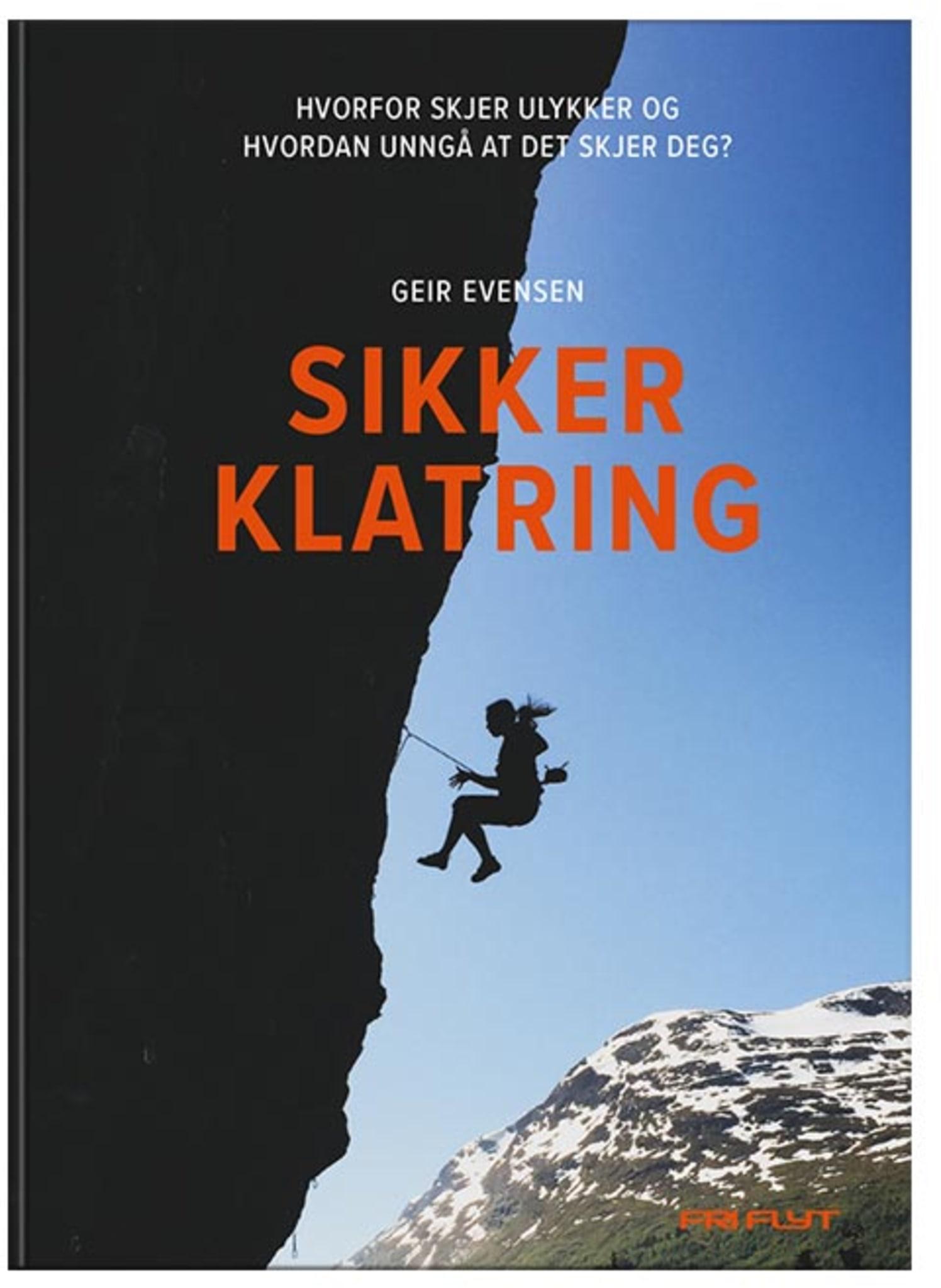 Boka som gjør deg til en sikrere klatrer