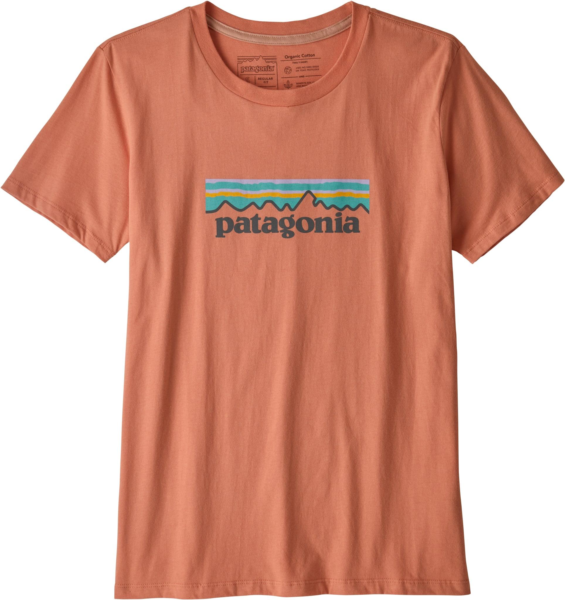 Ws Pastel P-6 Logo Organic Cotton Crew T-Shirt