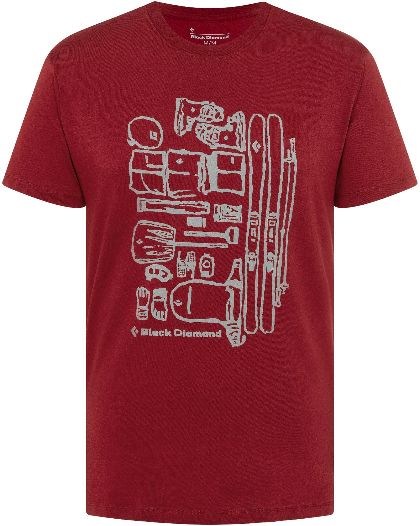 Behagelig t-skjorte i organisk bomull