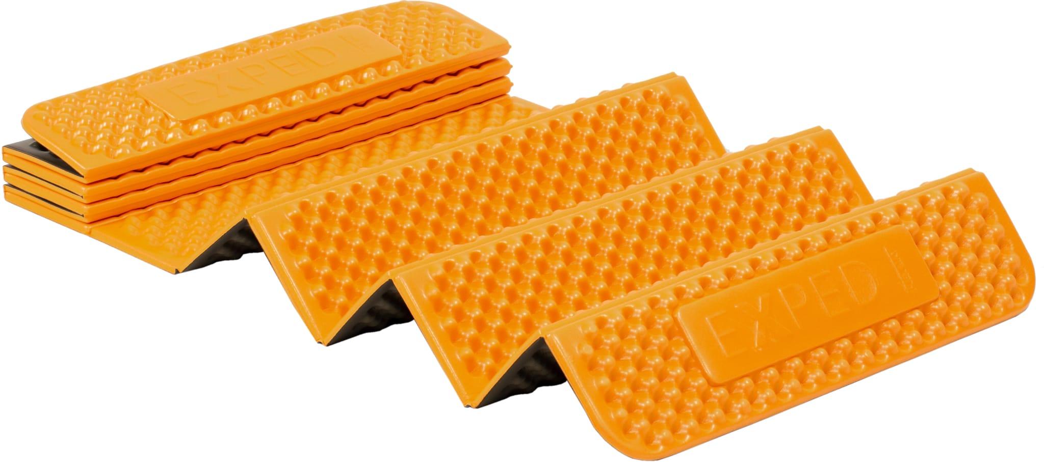 Lett og pakkbart liggeunderlag i celleplast