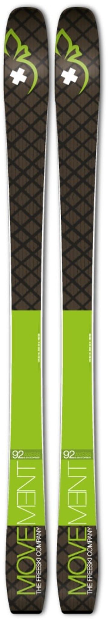 AXESS 92 & Marker Alpinist 12