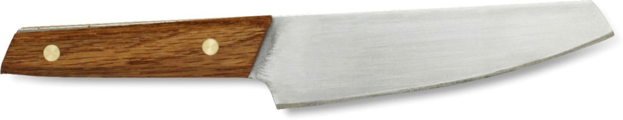 Kokkekniv til matlaging på tur!