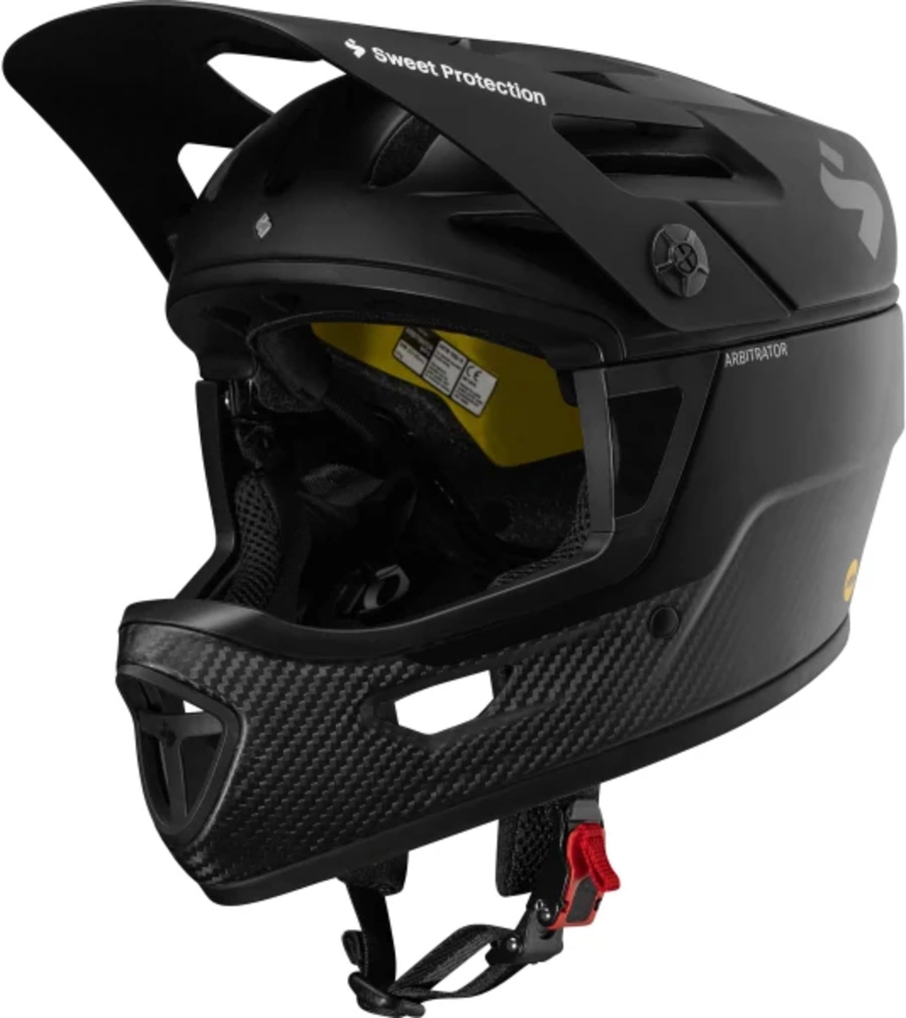 Arbitrator er Sweet Protections nye downhill-sertifiserte fullface-hjelm.