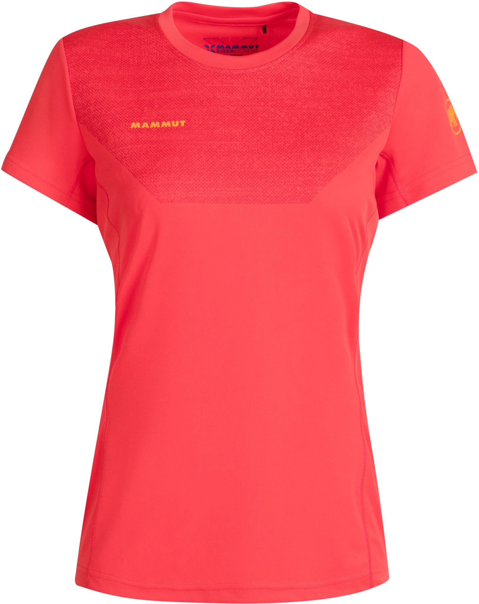 Lett t-skjorte i ventilerende og hurtigtørkendePolartec Power Dry