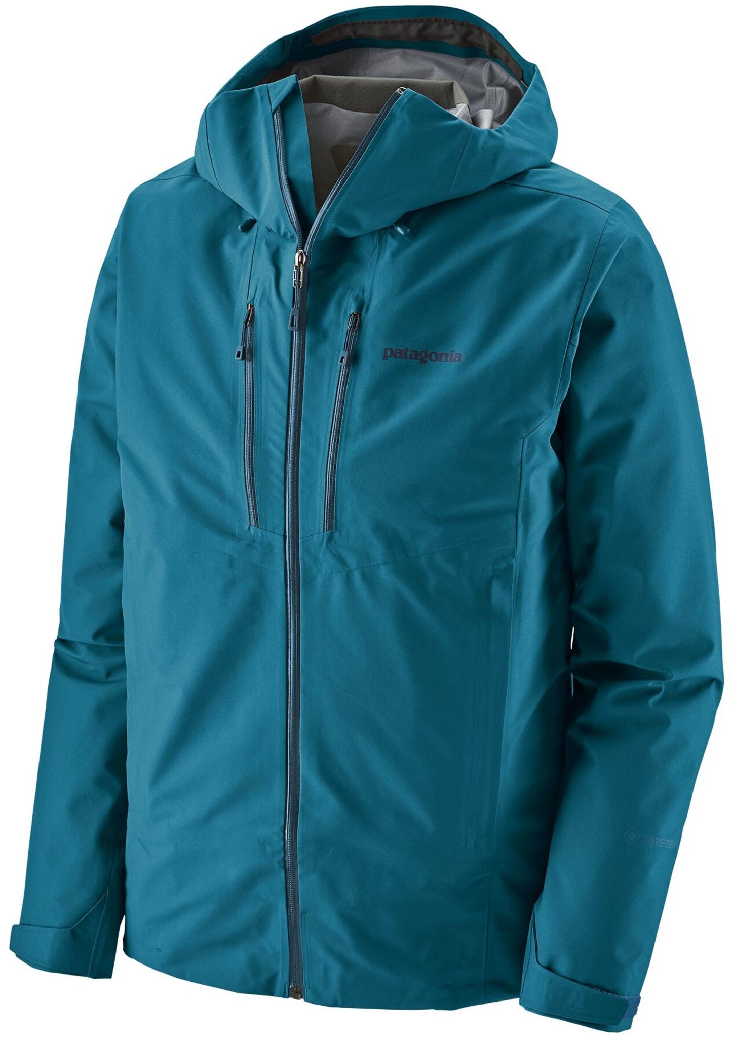 Vanntett jakke i GORE-TEX for alpine aktiviteter hele året