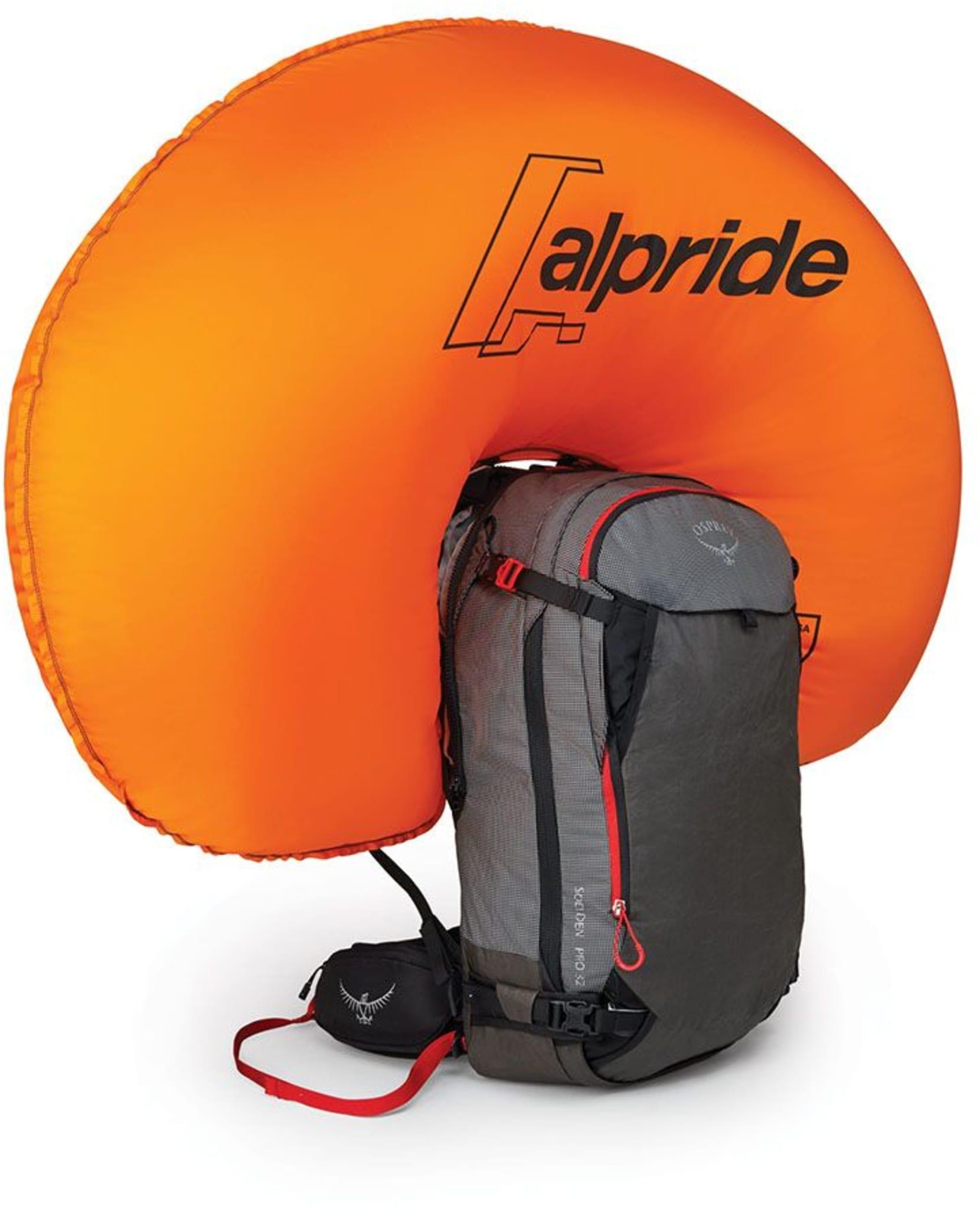 Elektrisk ballongsekk med lav vekt og topp kvalitet!