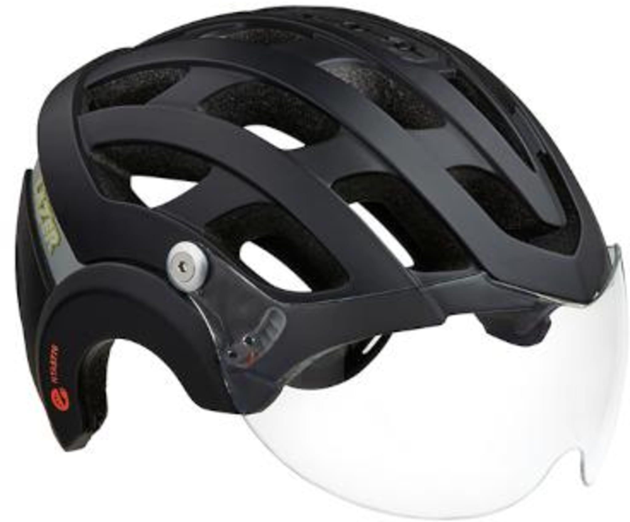 Sykkelhjelm fra Lazer spesielt utviklet for el-sykkel!