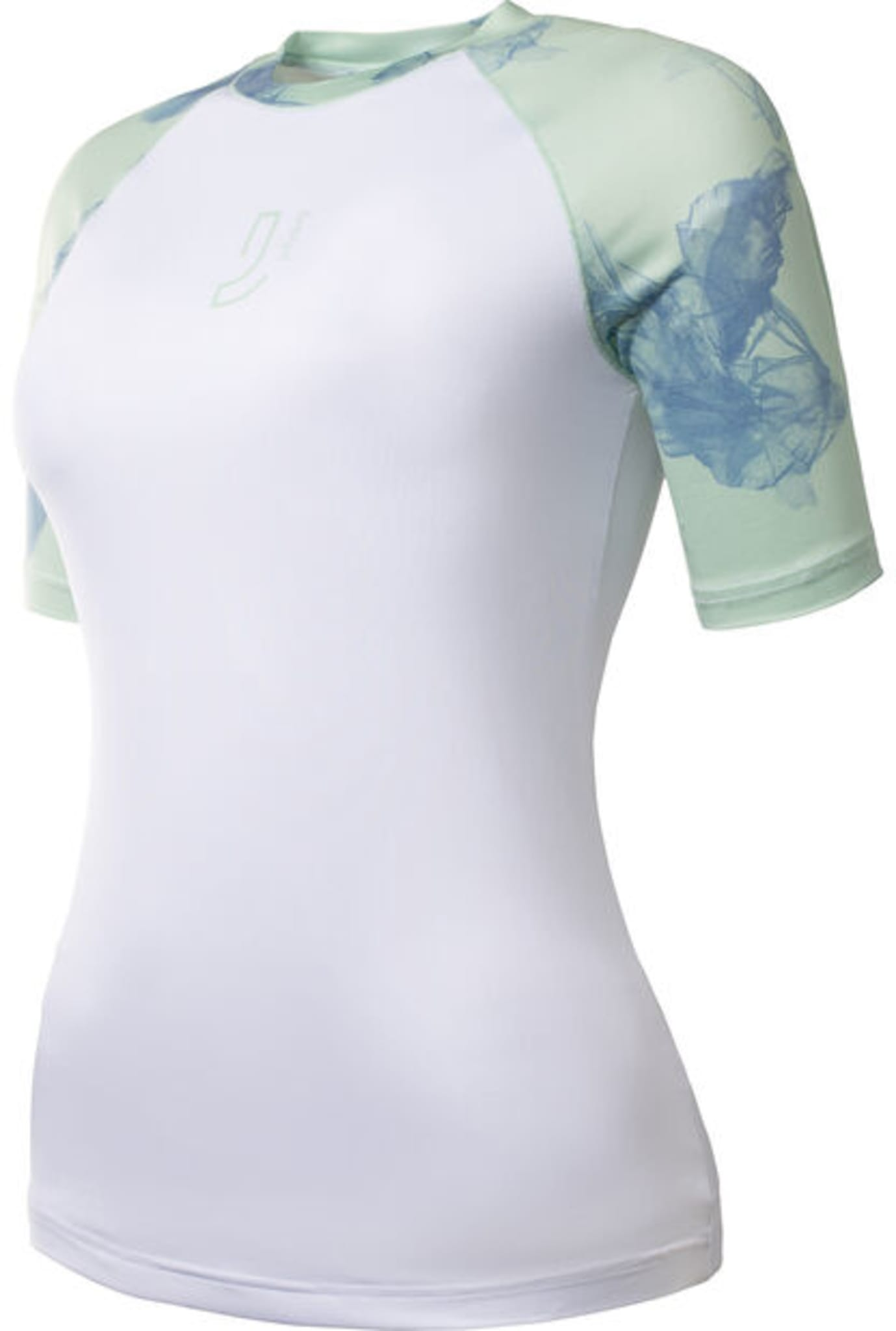 Lett og funsksjonell t-skjorte for all type trening.