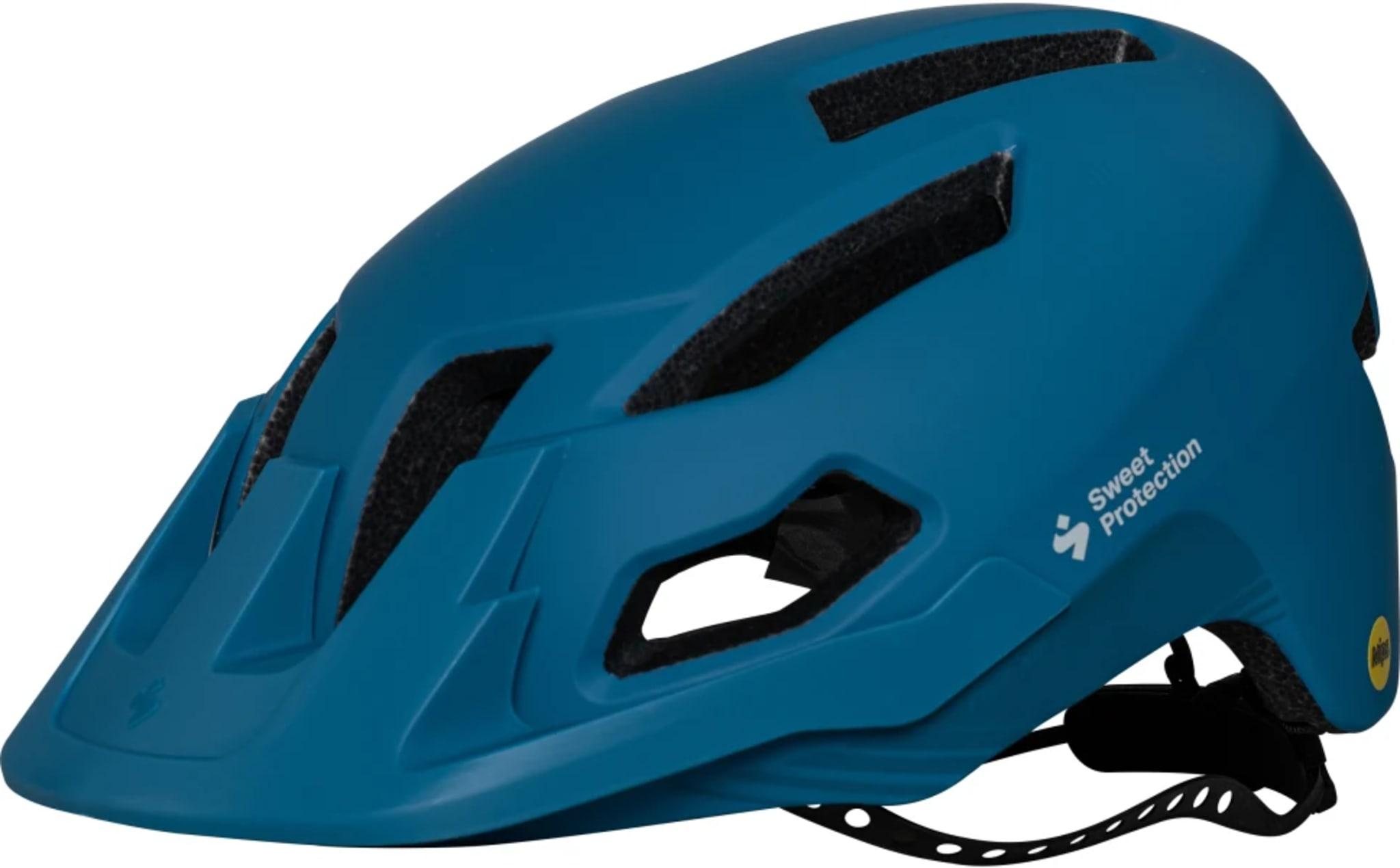 Dissenter MIPS-hjelmen er en allsidig sykkelhjelm som drar nytte av Sweet Protections forskning og utvikling på prestasjonshjelmene