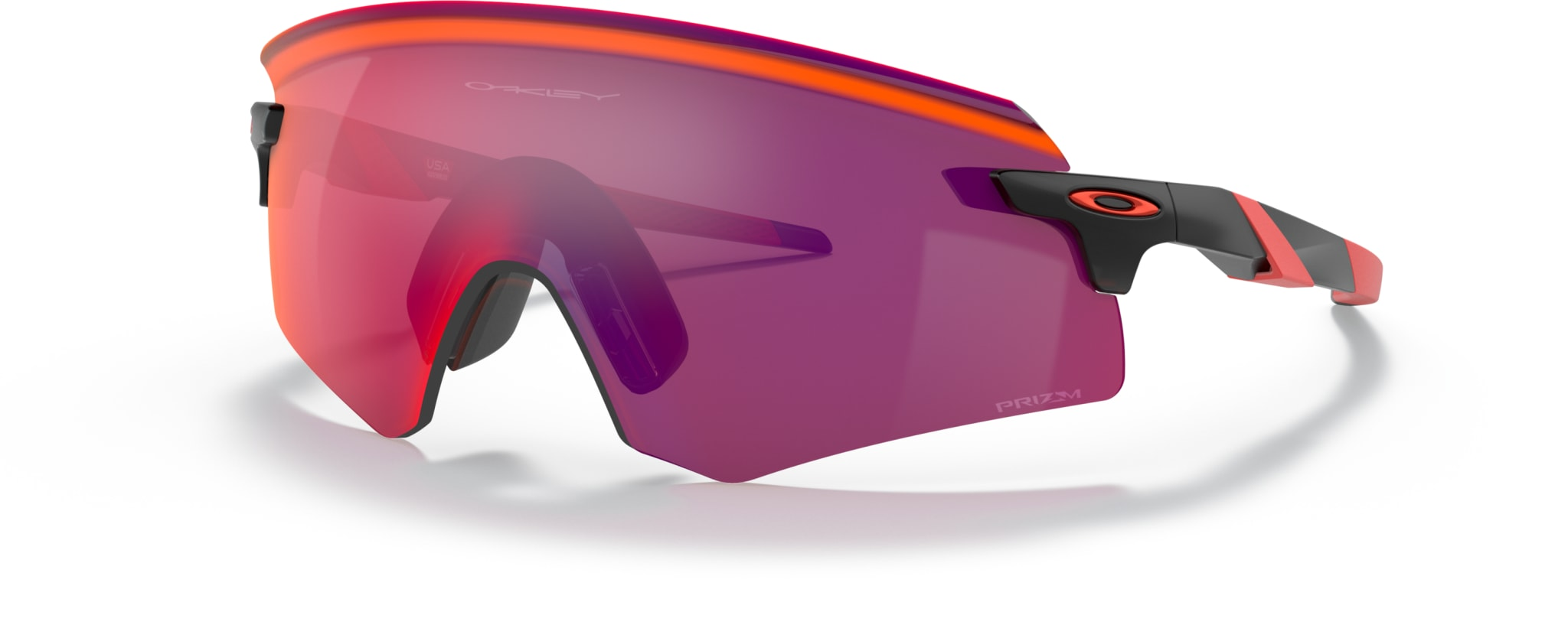 Encoder er Oakley sin nye multisportbrille med et revolusjonerende linsedesign