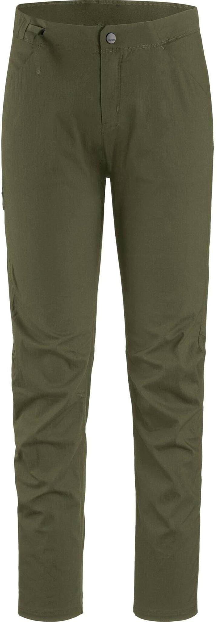 Komfy og stretchy bukse til klatring og fjellaktivitet