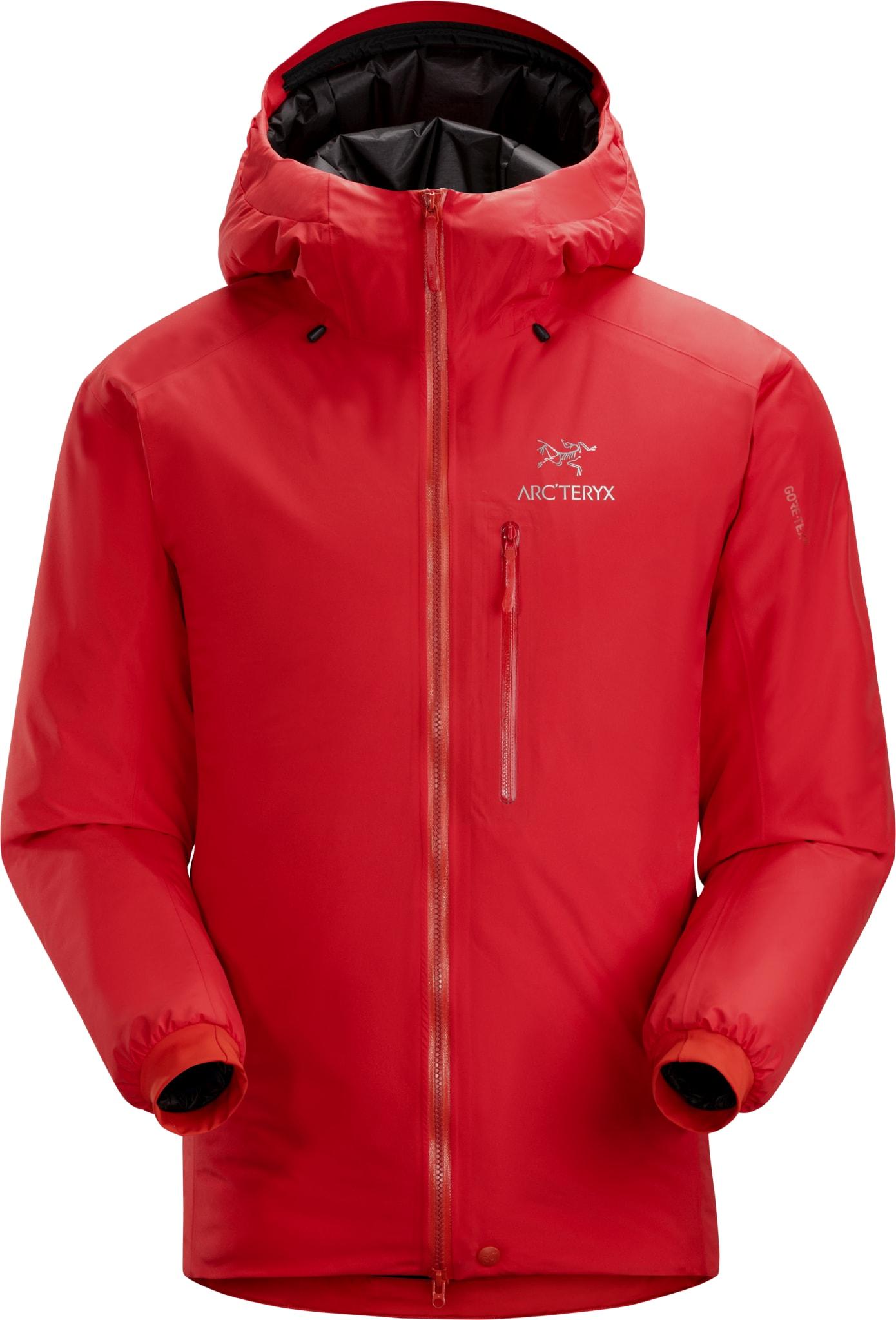 Isolert jakke i vanntett GORE-TEX for krevende forhold i fjellet
