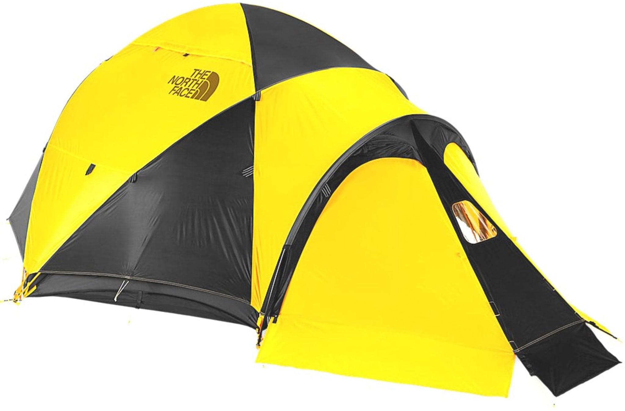 Ekstremt stabilt telt - året rundt!