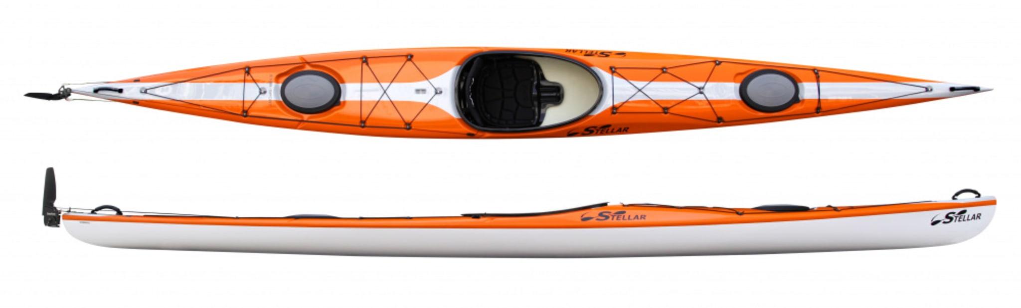 Stellar S18R G2 Advantage 17,8 kg - den ultimate hybriden for tur og trening.