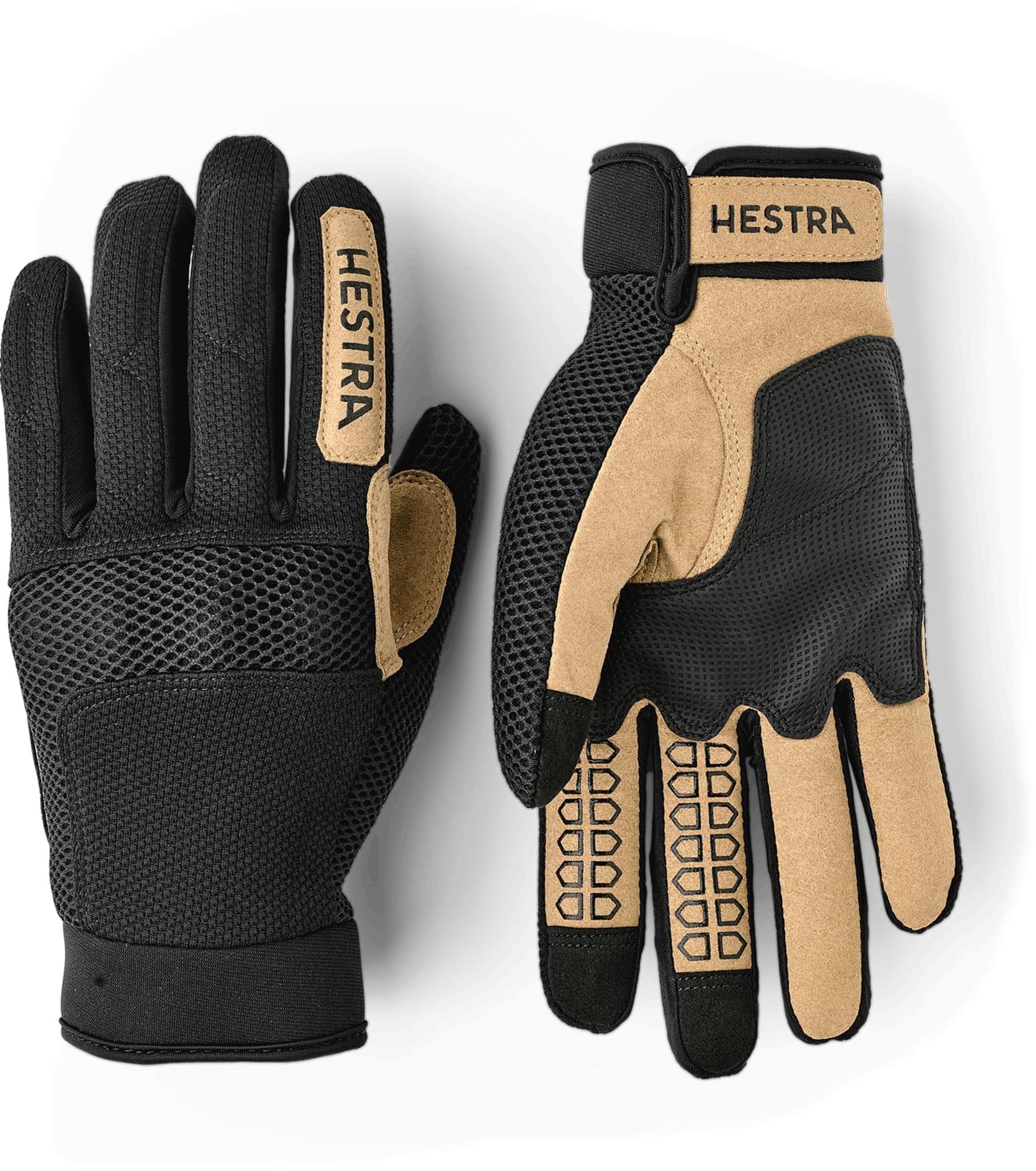 En slitesterk og komfortabel hanske til sykling fra Hestra