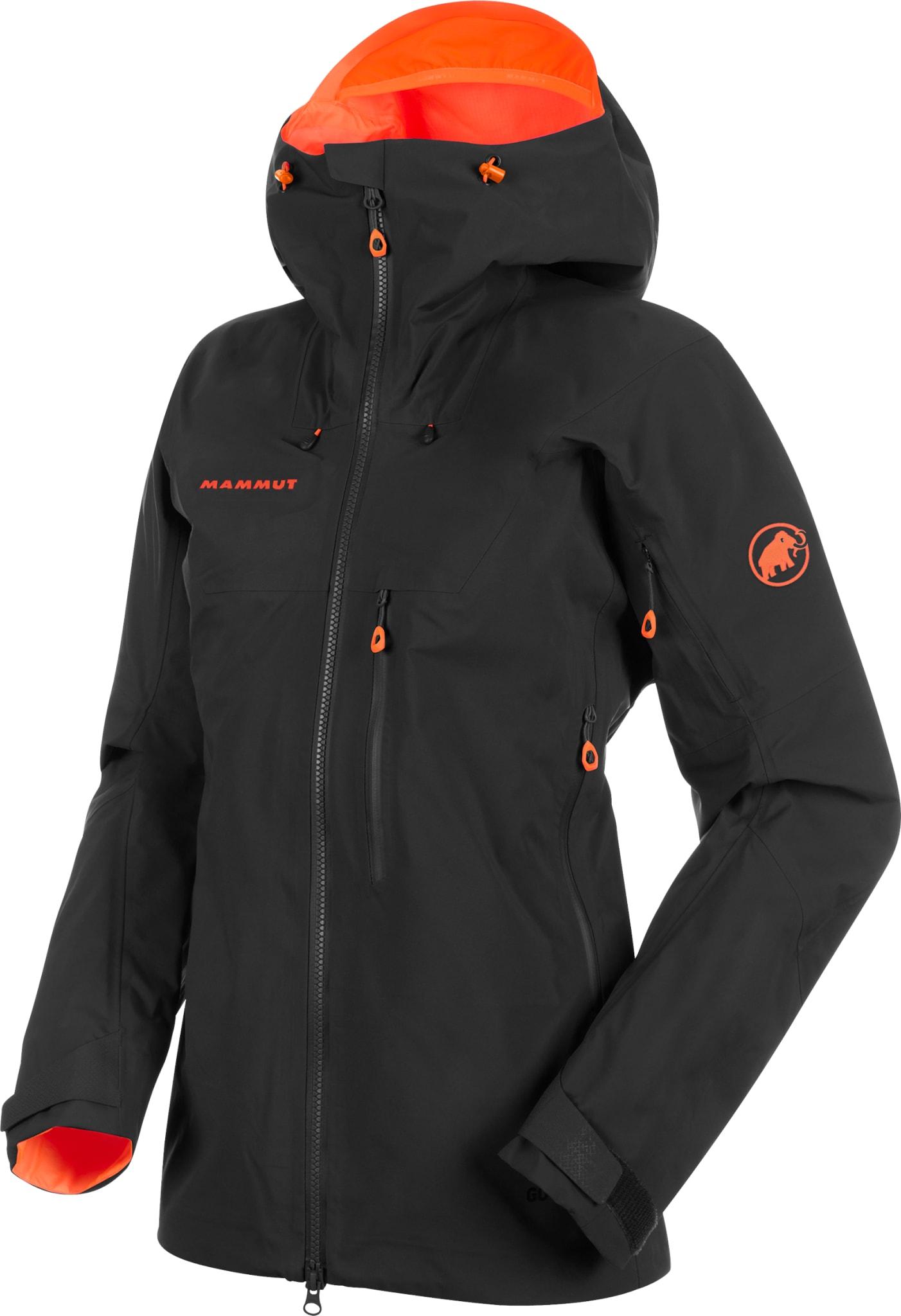Råtøff GTX-Pro jakke for alle med seriøse alpine ambisjoner