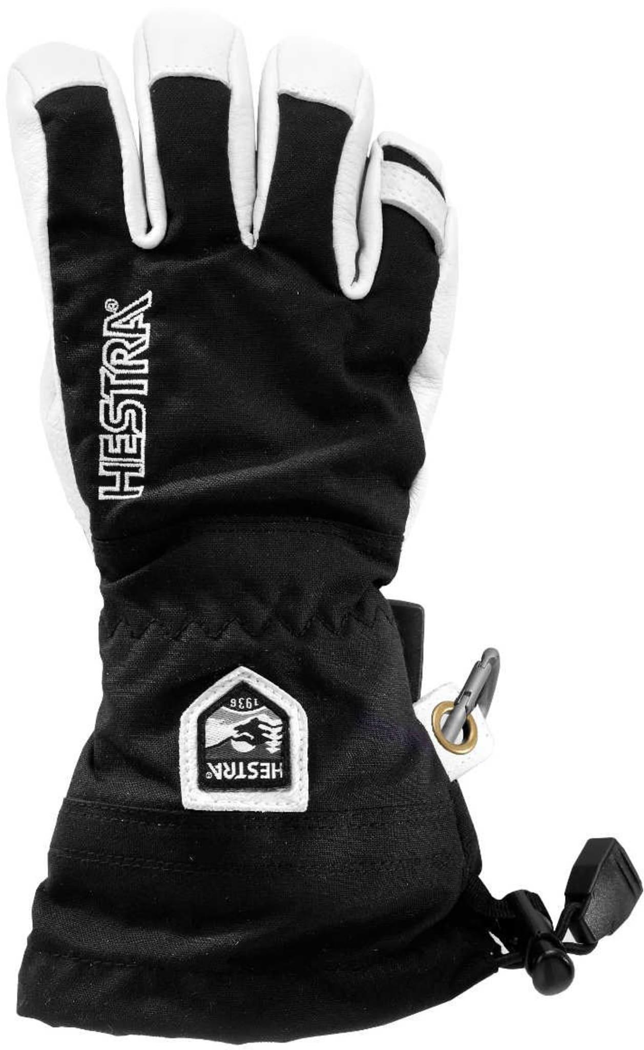 Army Leather Heli Ski Jr. 5F