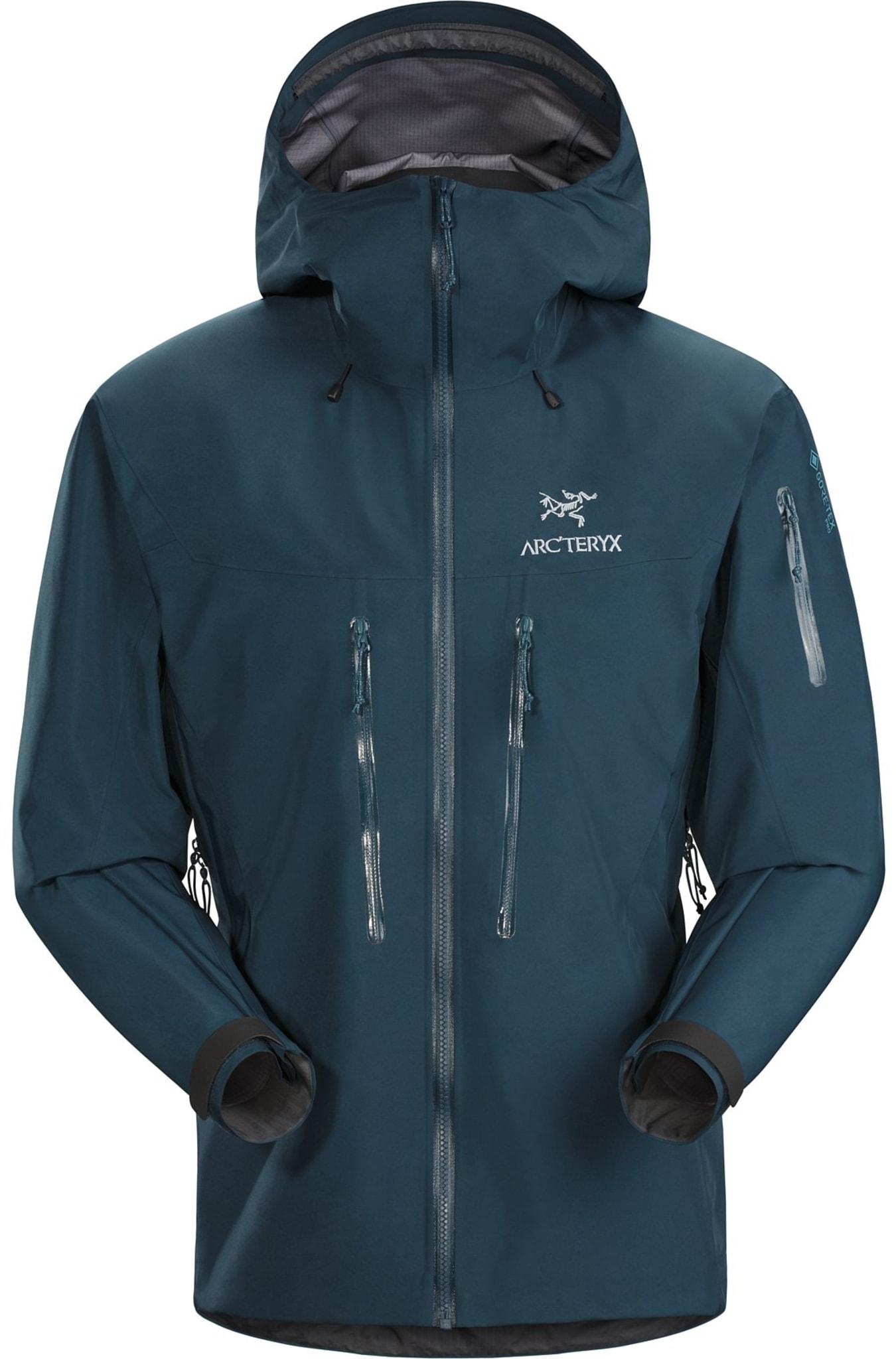 Den mest slitesterke GTX® Pro-jakken for krevende alpine utfordringer