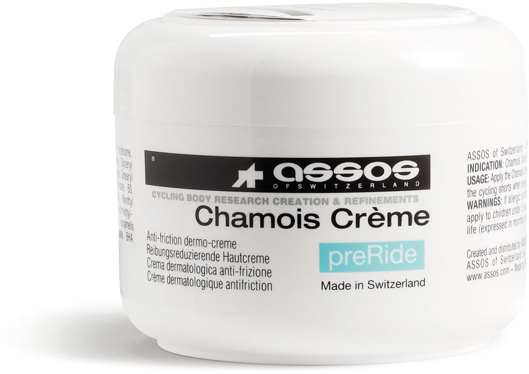 Chamois krem mot sårhet og infeksjon!
