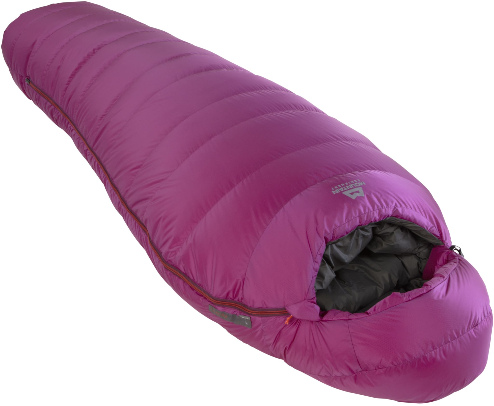 Varm dunpose med god plass for vår, sommer og høst
