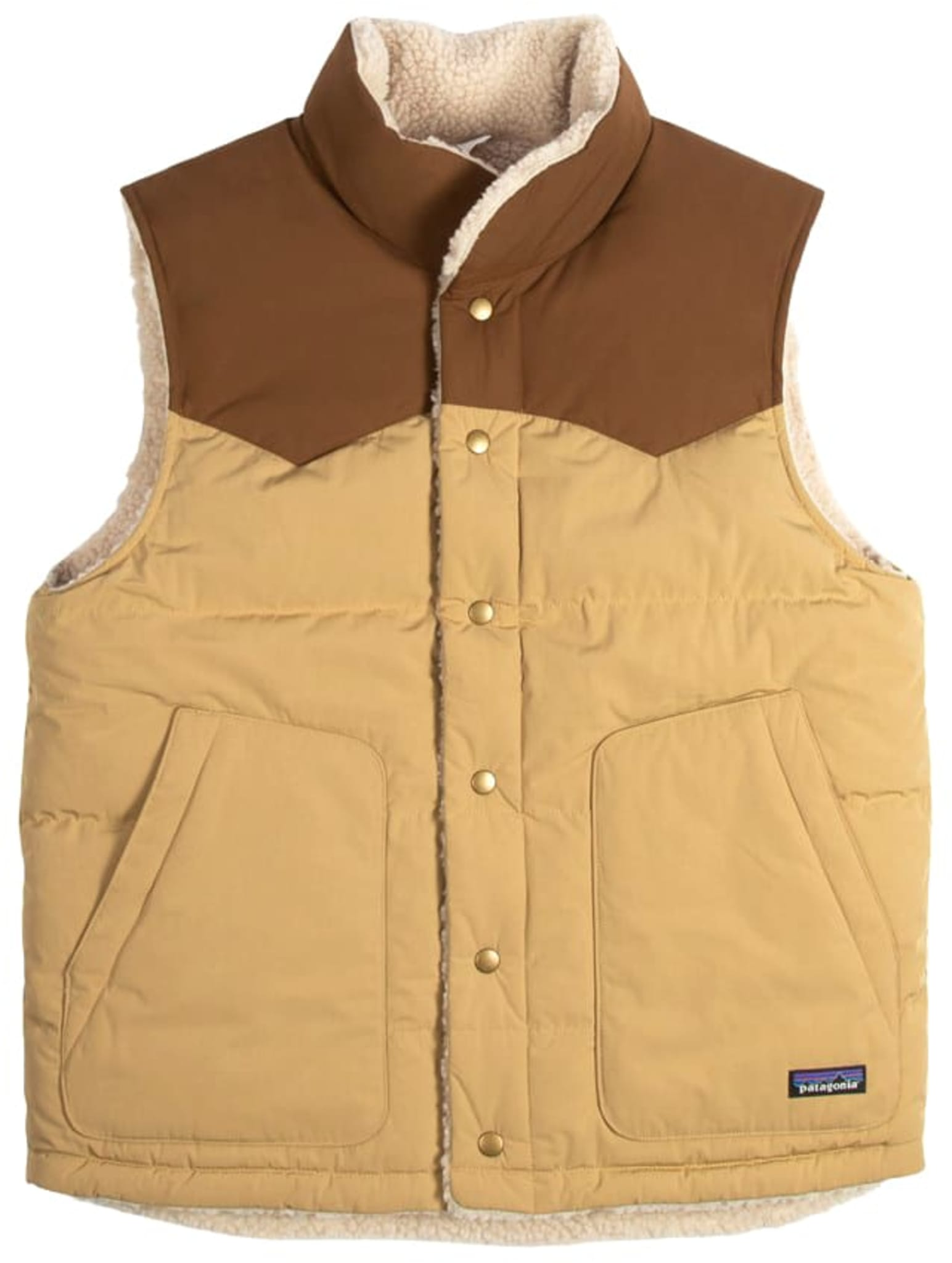 Reversible Bivy Down Vest Ms
