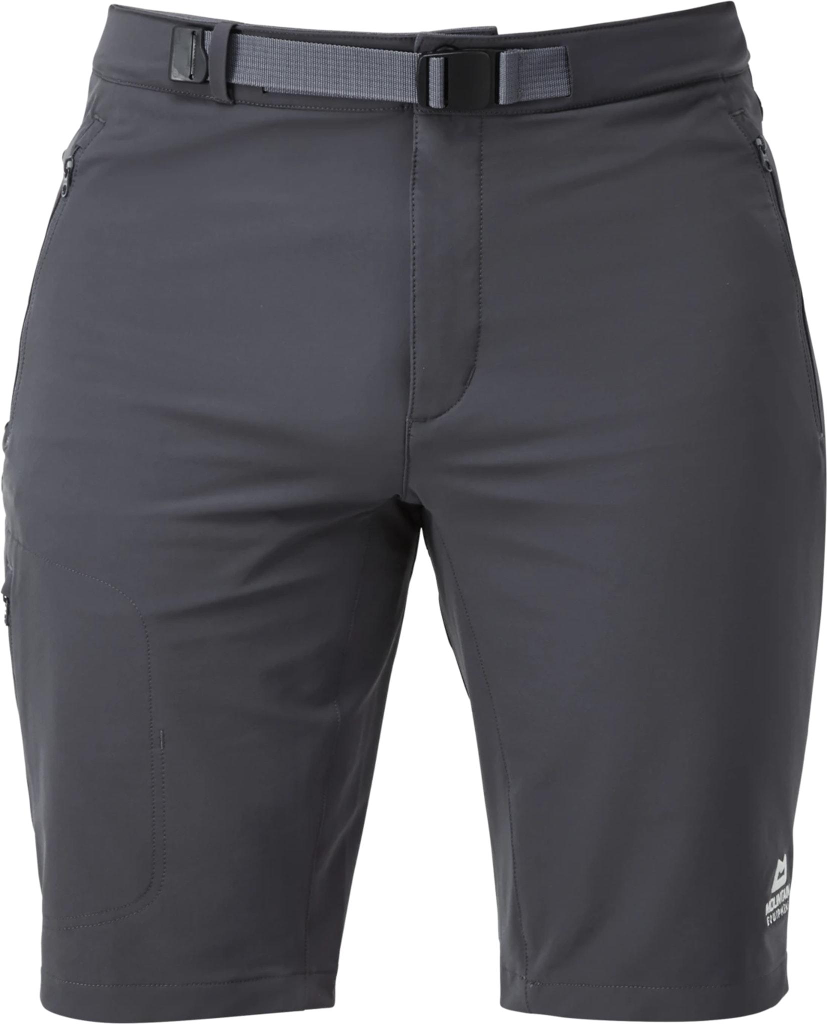 Stretchy og pustende softshell shorts