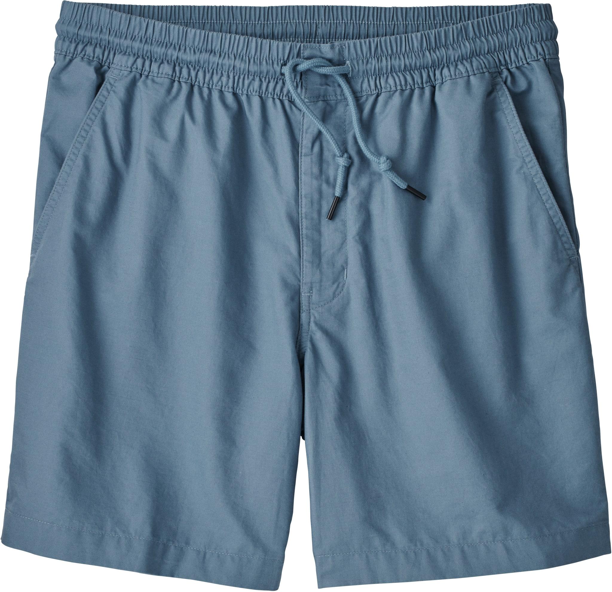 Lette shorts i bomull og hamp-blanding