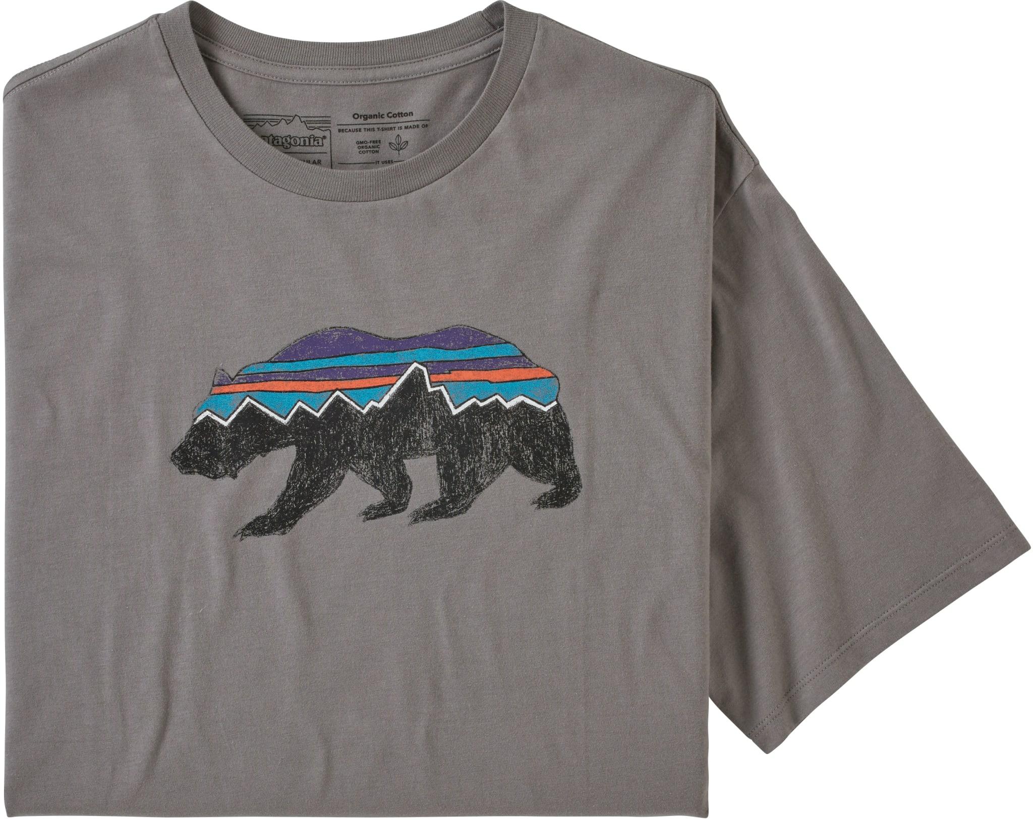 Klassisk t-skjorte i organisk bomull