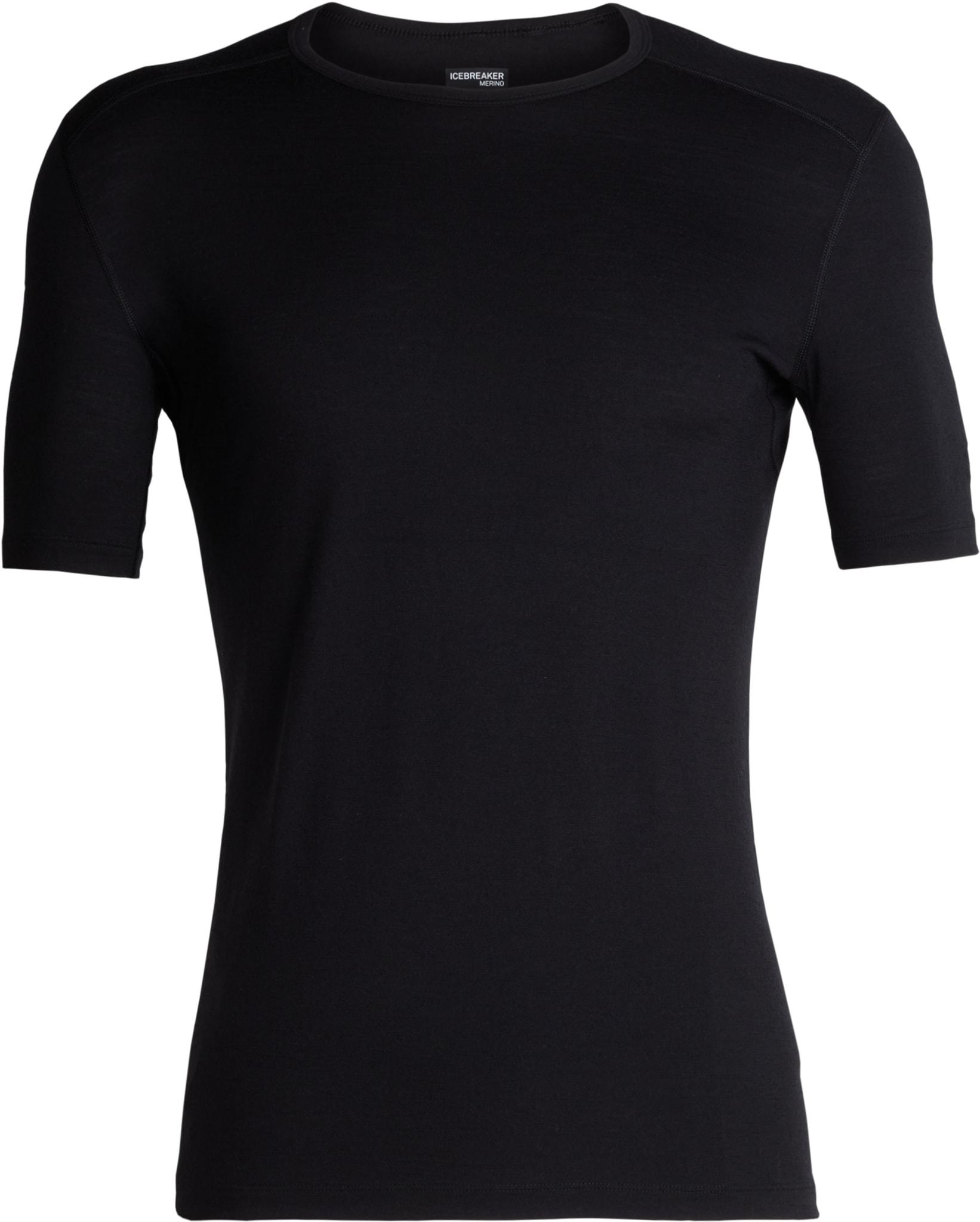 Svært allsidig t-skjorte i mellomtykk merinoull