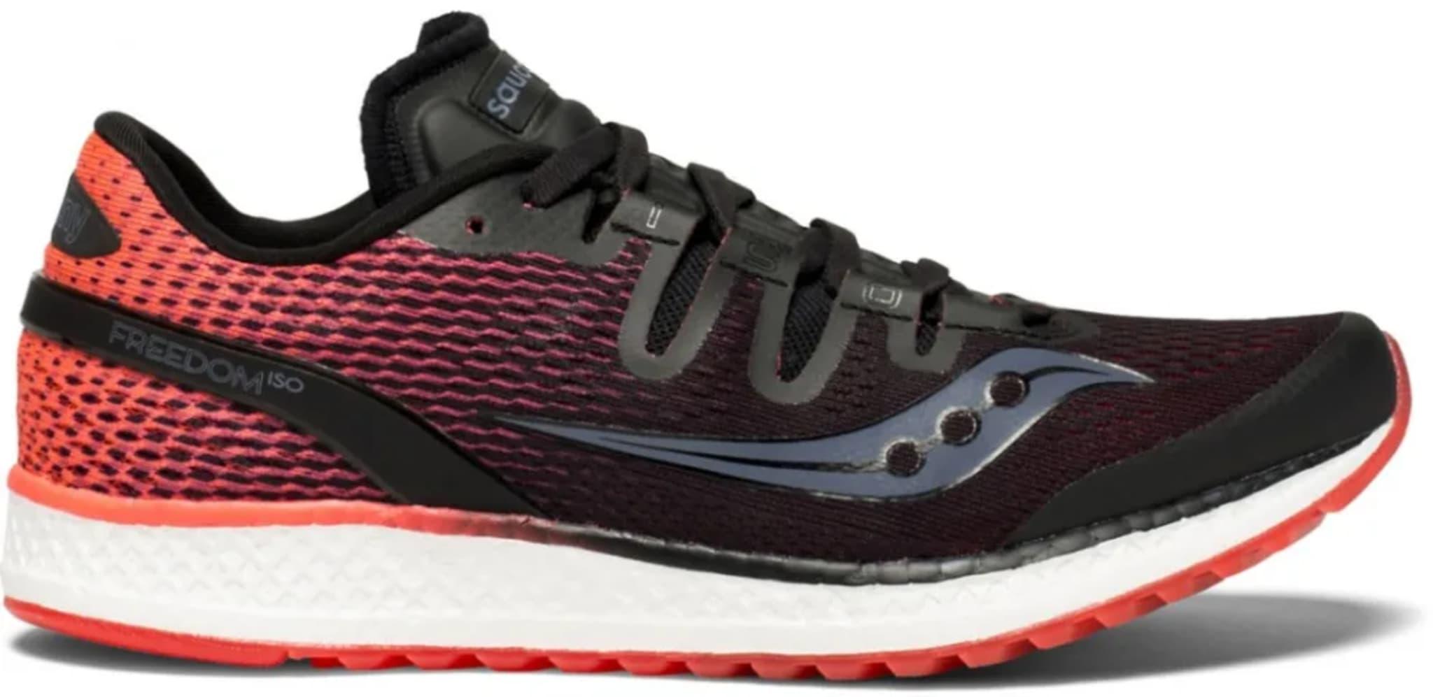 Den første skoen fra Saucony med full mellomsåle av EVERUN som gir enda mer energiretur, mer respons, mer demping.
