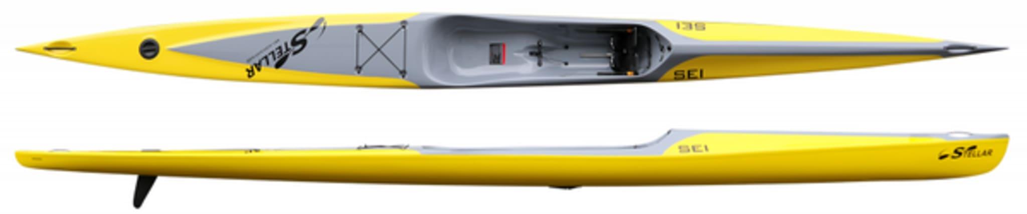 En lettere utgave av SEI for de mer erfarne padlerne