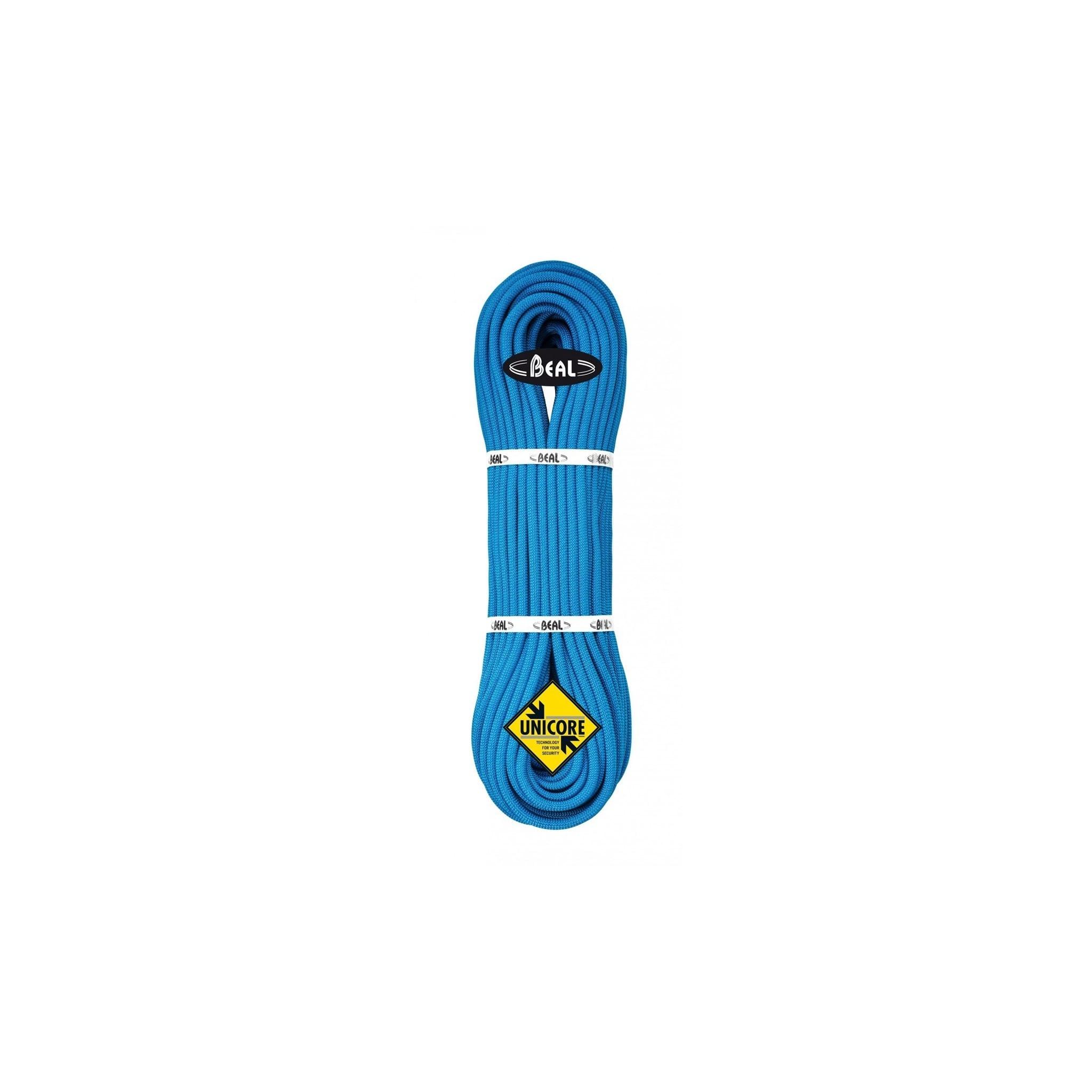 Lett trippelsertifisert tau for sportsklatring, fjellklatring og tinderangling