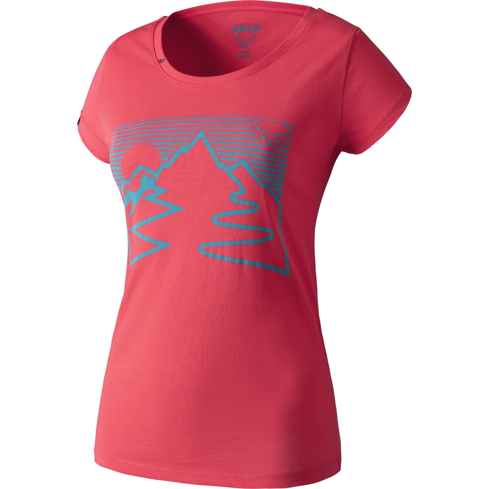 T-skjorte i 100% bomull med inspirerende trykk