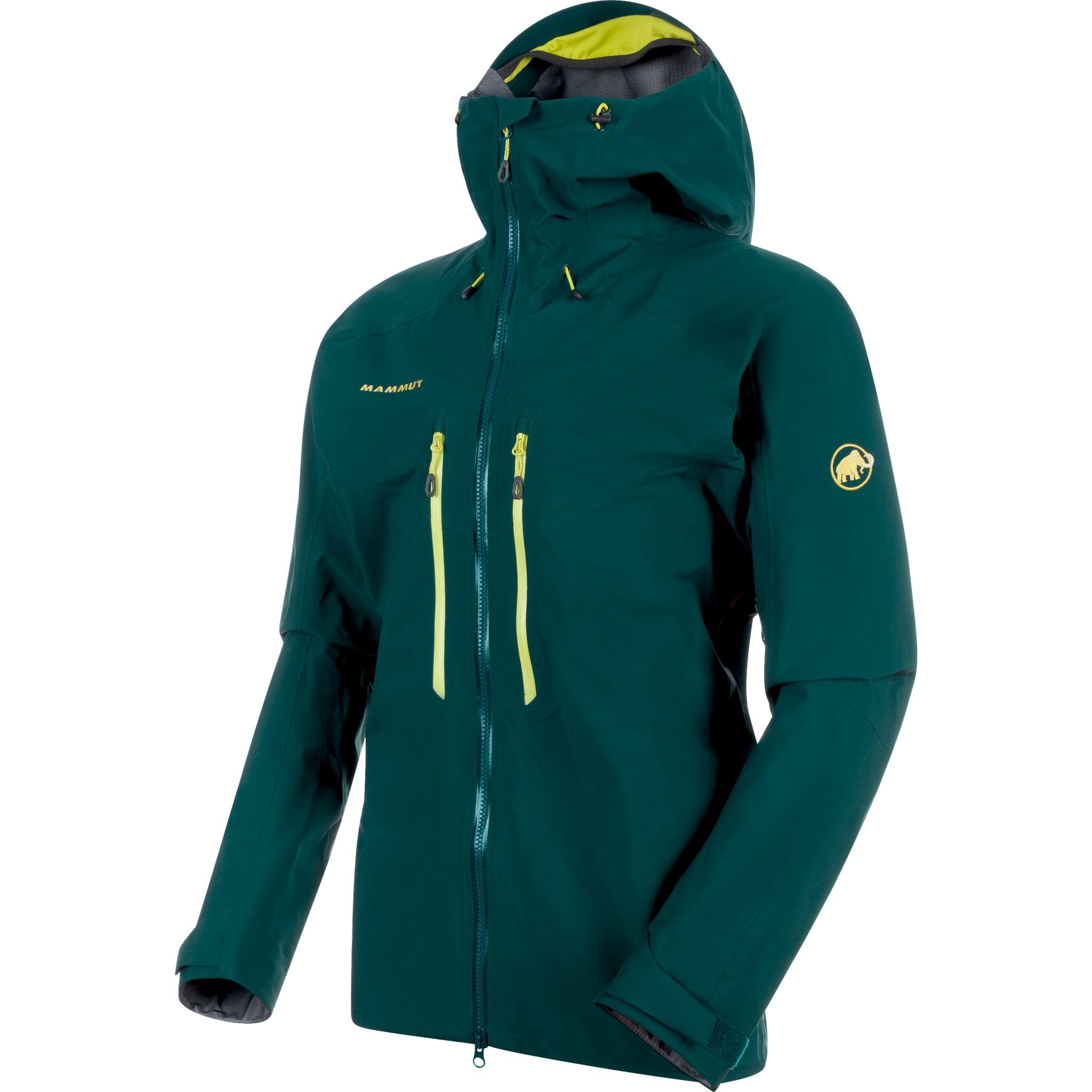 Meron HS Hooded Jacket Ms